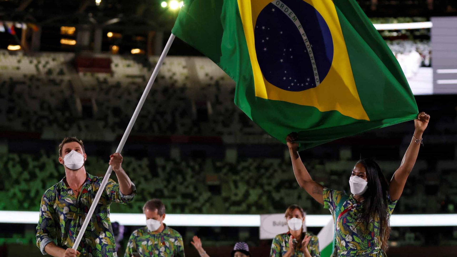 Time Brasil mostra que leva pandemia a sério e destoa do governo Bolsonaro