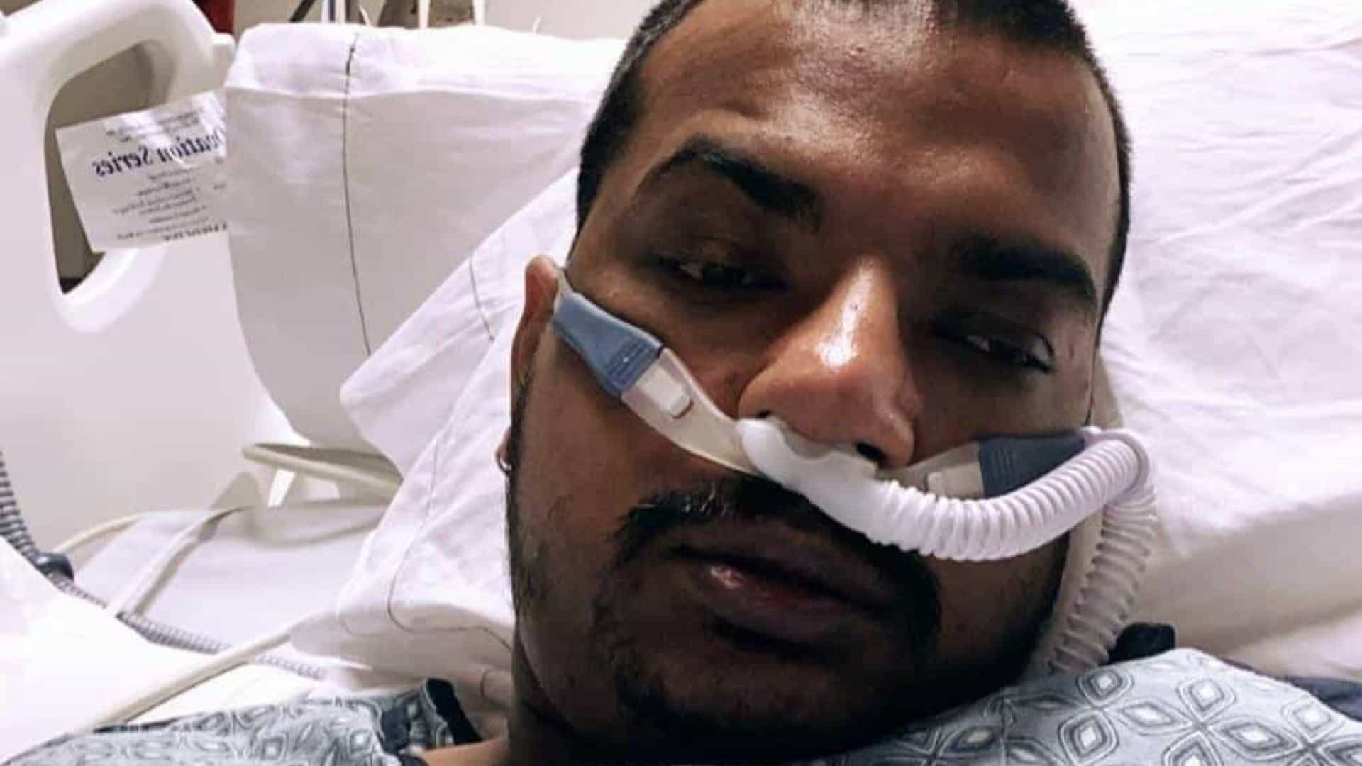 Paciente antivacina e contra intubação morre de Covid aos 34 anos