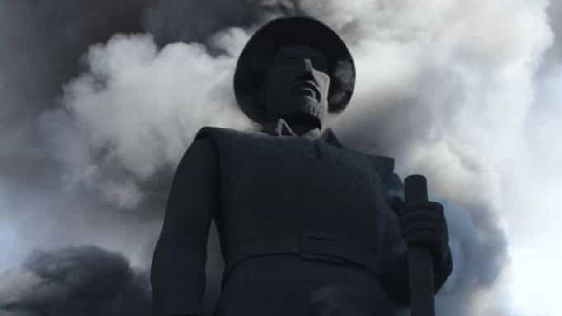 STJ manda soltar motoboy que assumiu incêndio da estátua de Borba Gato