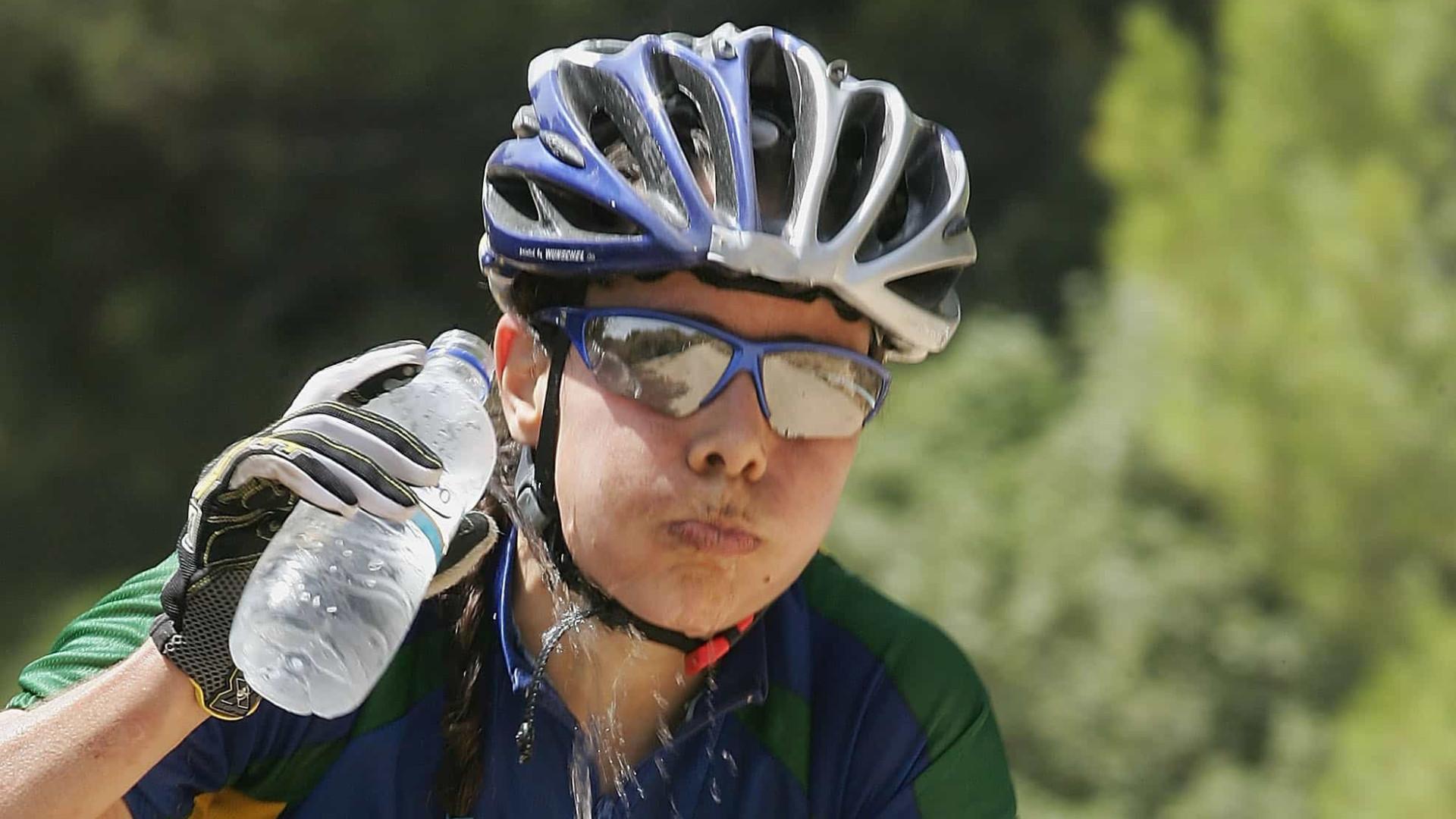 Carta de fã mirim motiva ciclista Jaqueline Mourão em sua 7ª Olimpíada