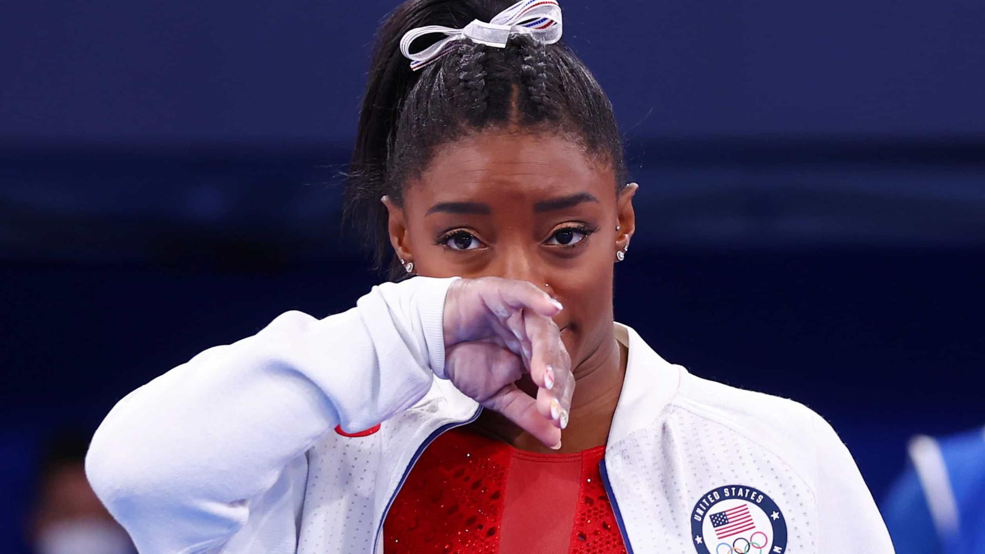 Tia de Simone Biles morre durante os Jogos Olímpicos