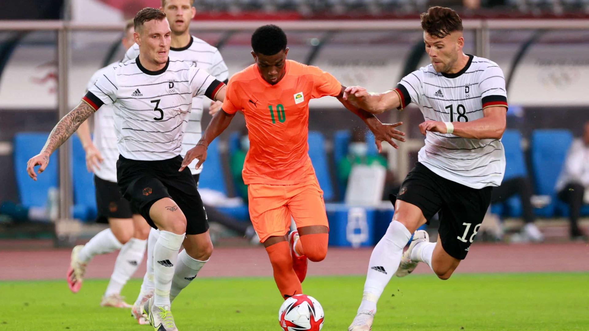 Finalista em 2016, Alemanha está eliminada do futebol masculino olímpico