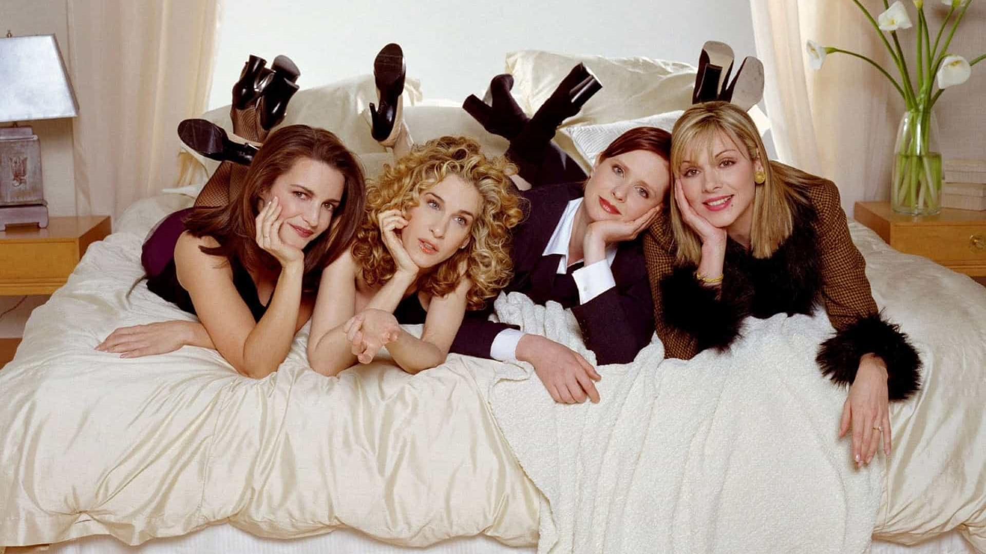 Essas são as melhores amigas da história das séries de TV