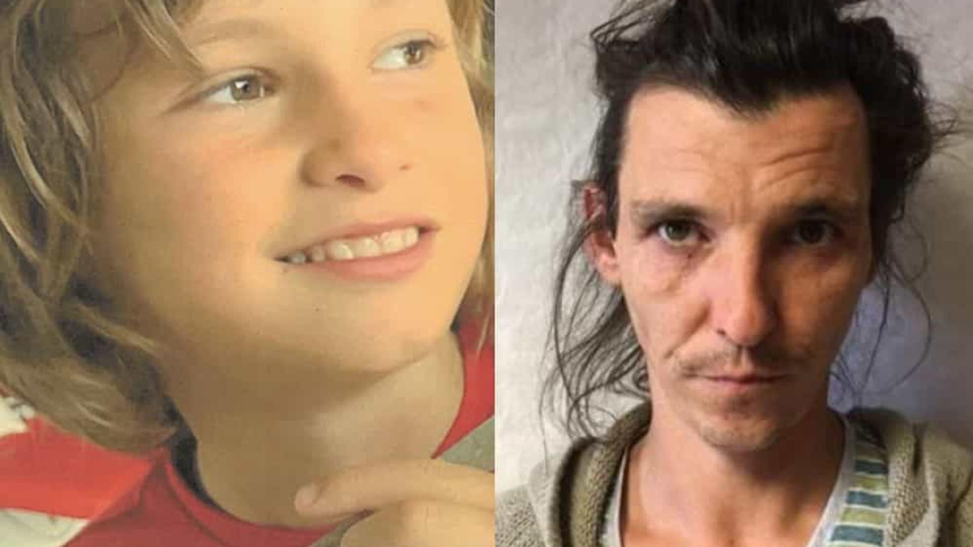 Menino raptado pelo pai encontrado são e salvo