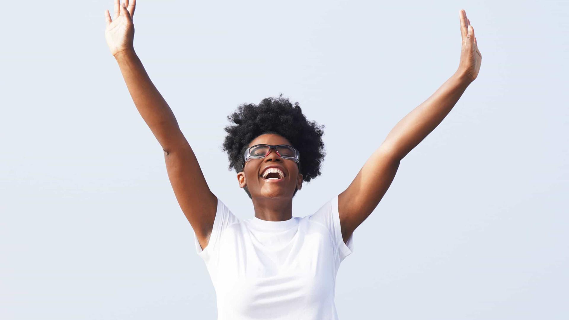 Como estimular os hormônios da felicidade