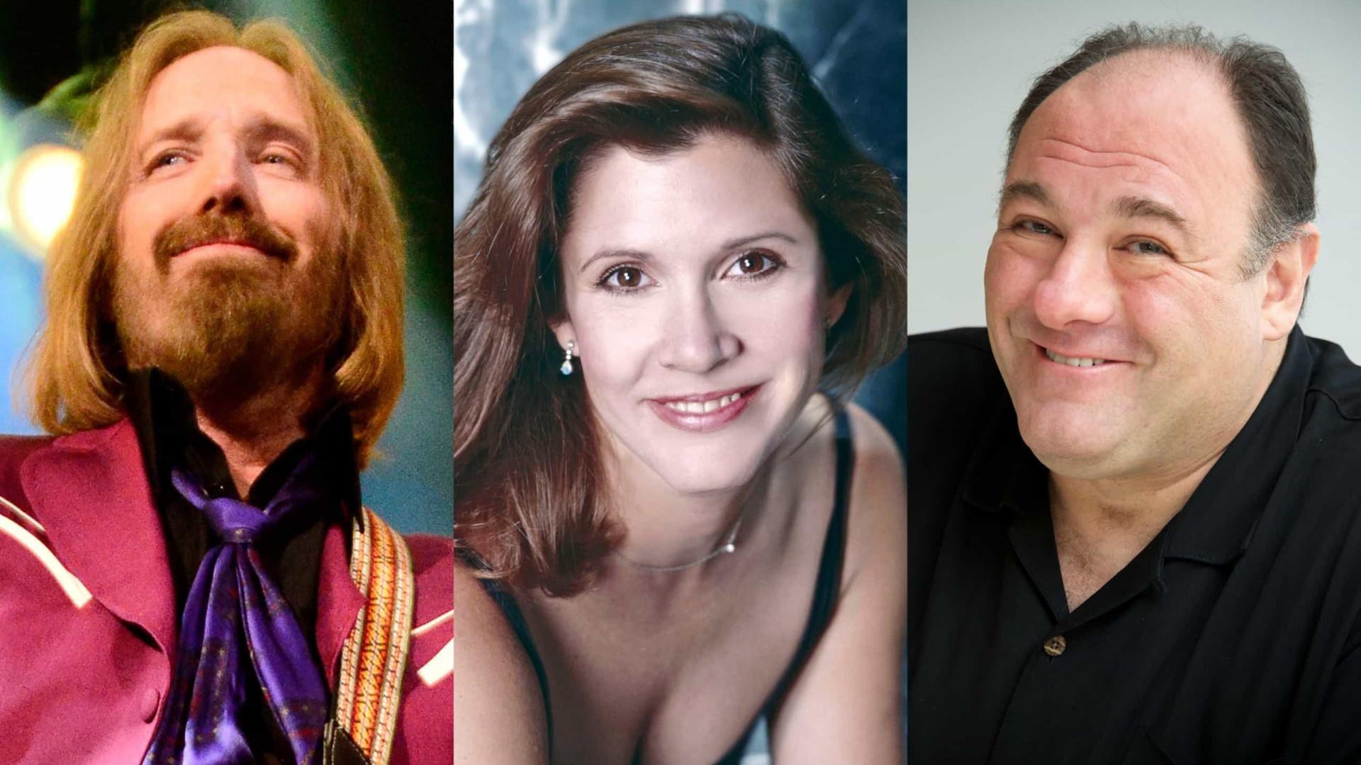 Astros e estrelas que morreram de ataques cardíacos