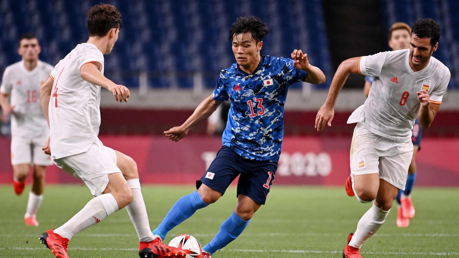 Espanha bate Japão na prorrogação e encara o Brasil na final do futebol em Tóquio