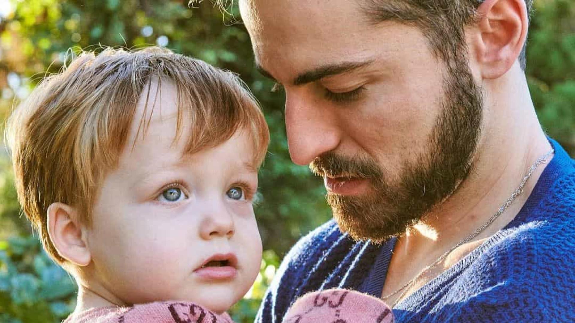 'Amor da minha vida', Thales Bretas, viúvo de Paulo Gustavo, homenageia filho