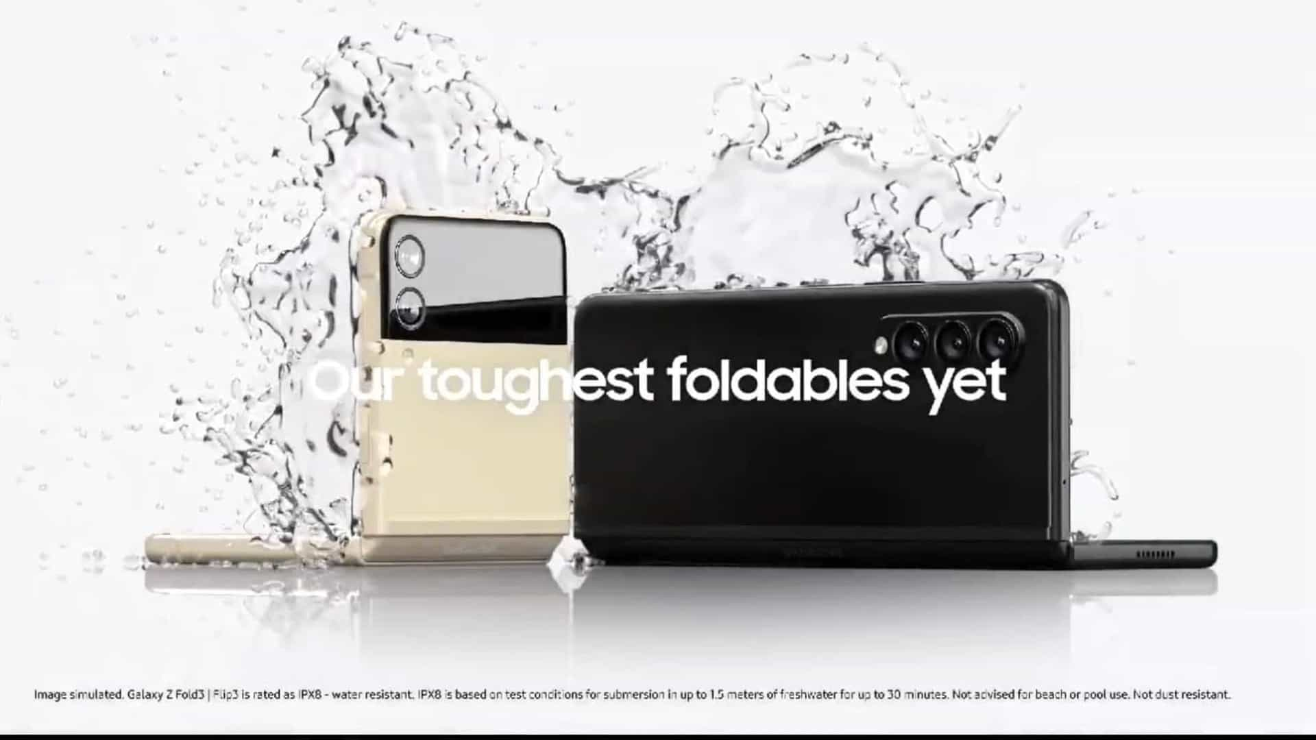 Smartphones dobráveis da Samsung fazem sucesso na Coreia do Sul