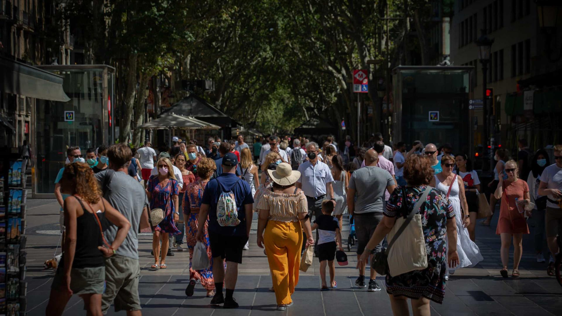 Turista morre sufocado após engolir chave do carro na Espanha