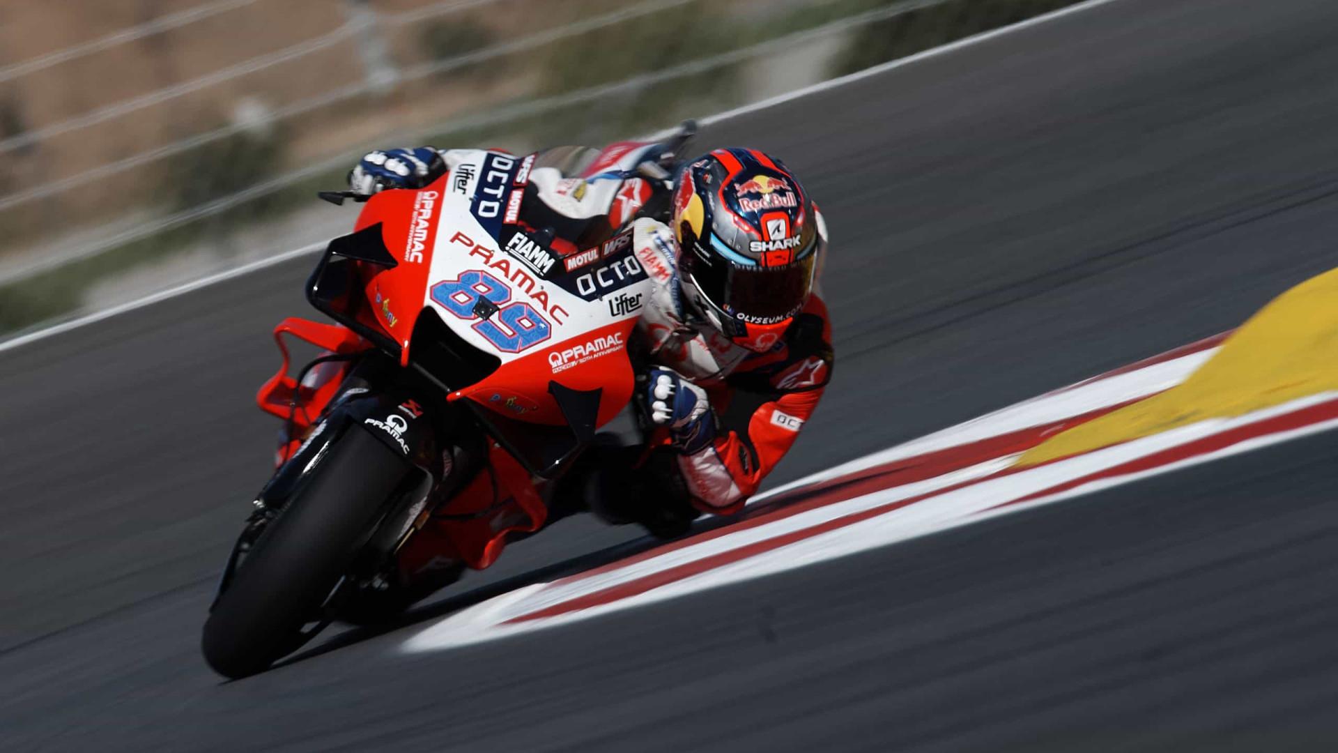 Com última volta incrível, Jorge Martin faz a pole na etapa da Áustria de MotoGP
