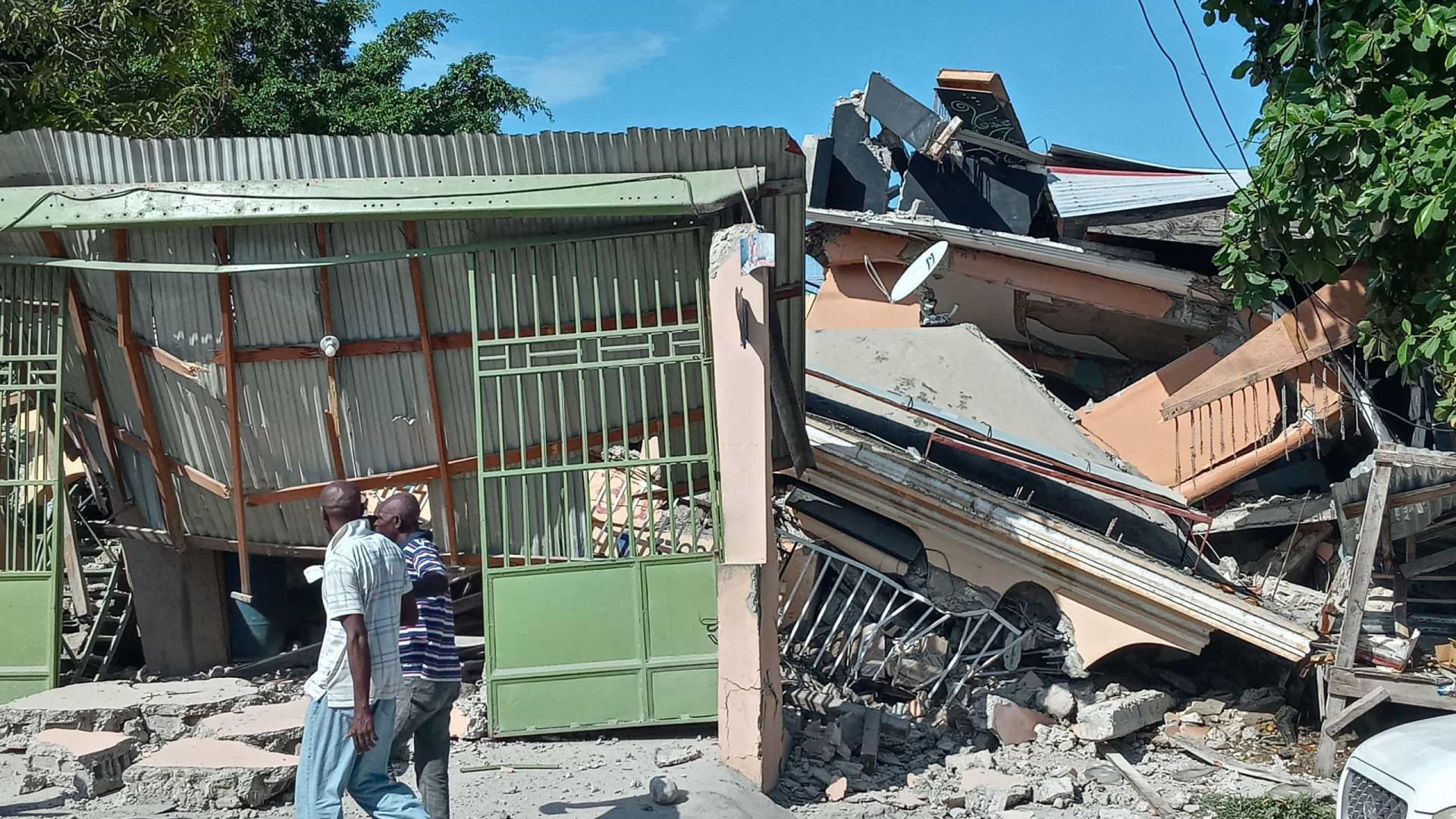 Haiti avançou no enfrentamento de desastres, mas falta fiscalização, diz brasileiro