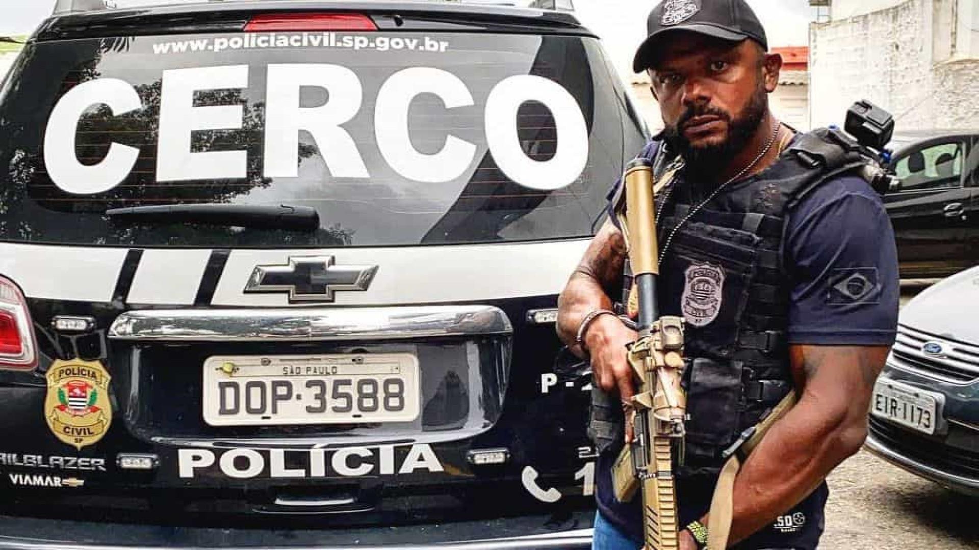 Delegado Da Cunha é alvo de nova apuração da Corregedoria após ação em bar