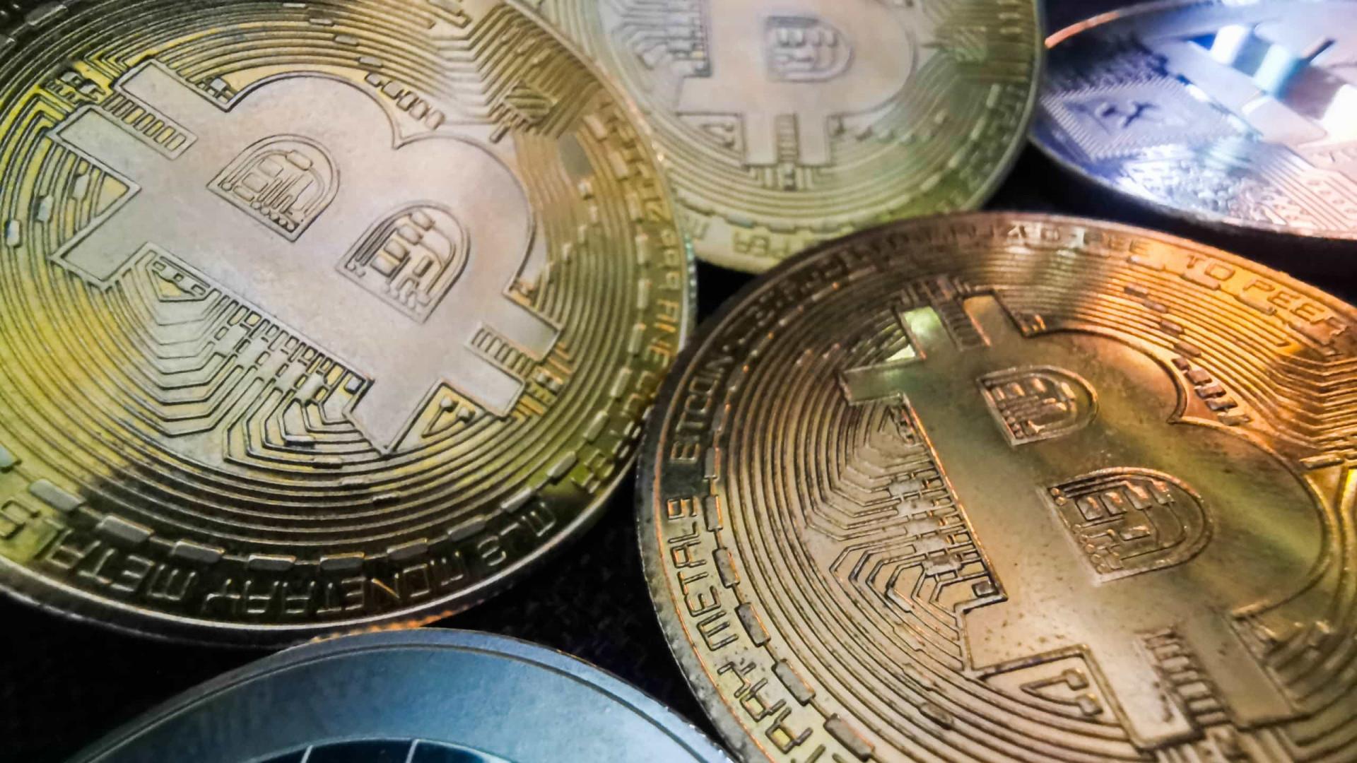Bitcoin supera US$ 66 mil e alcança nova máxima histórica