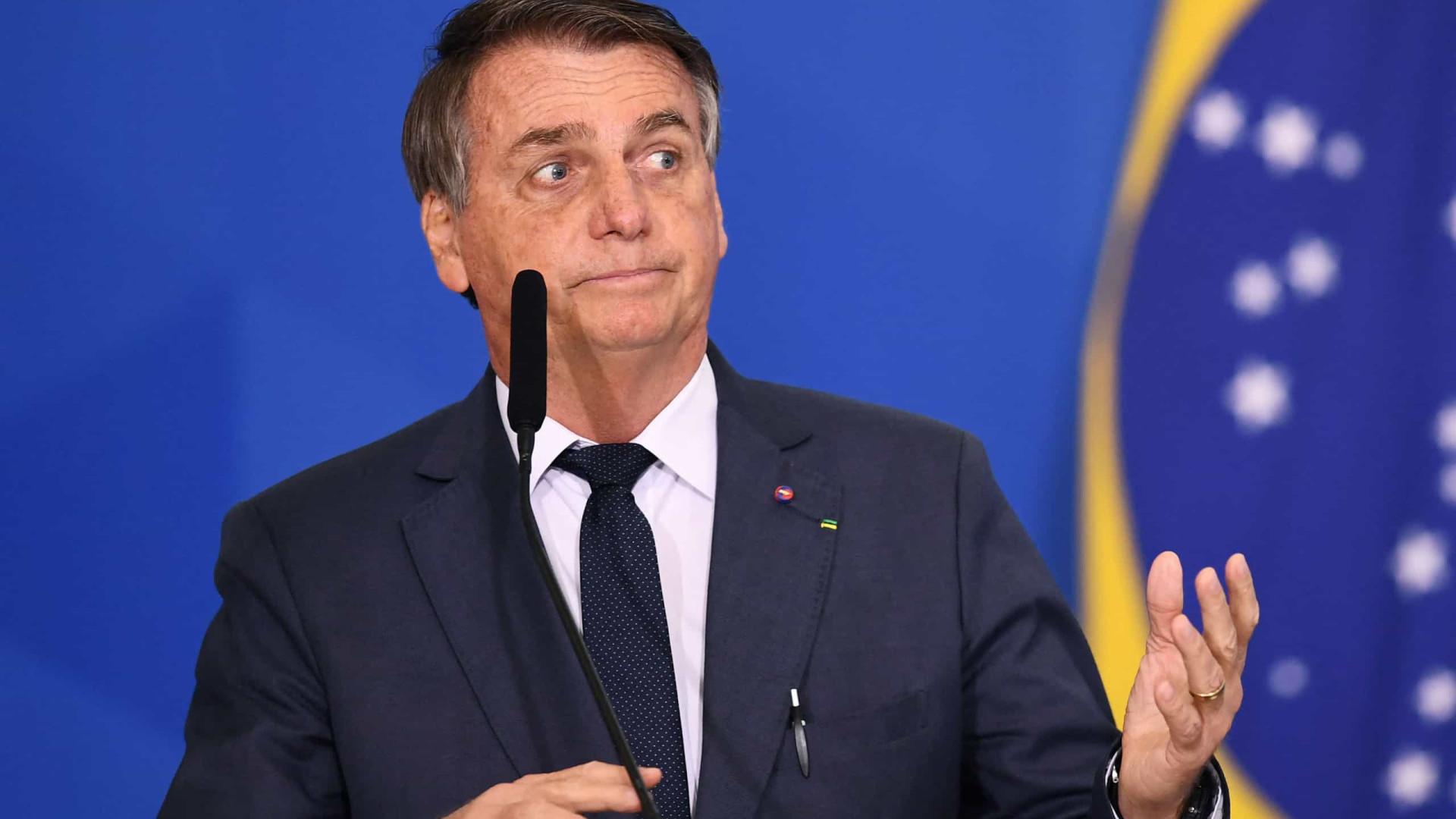Bolsonaro discutirá com Boris meio ambiente e restrição de viagens antes de assembleia