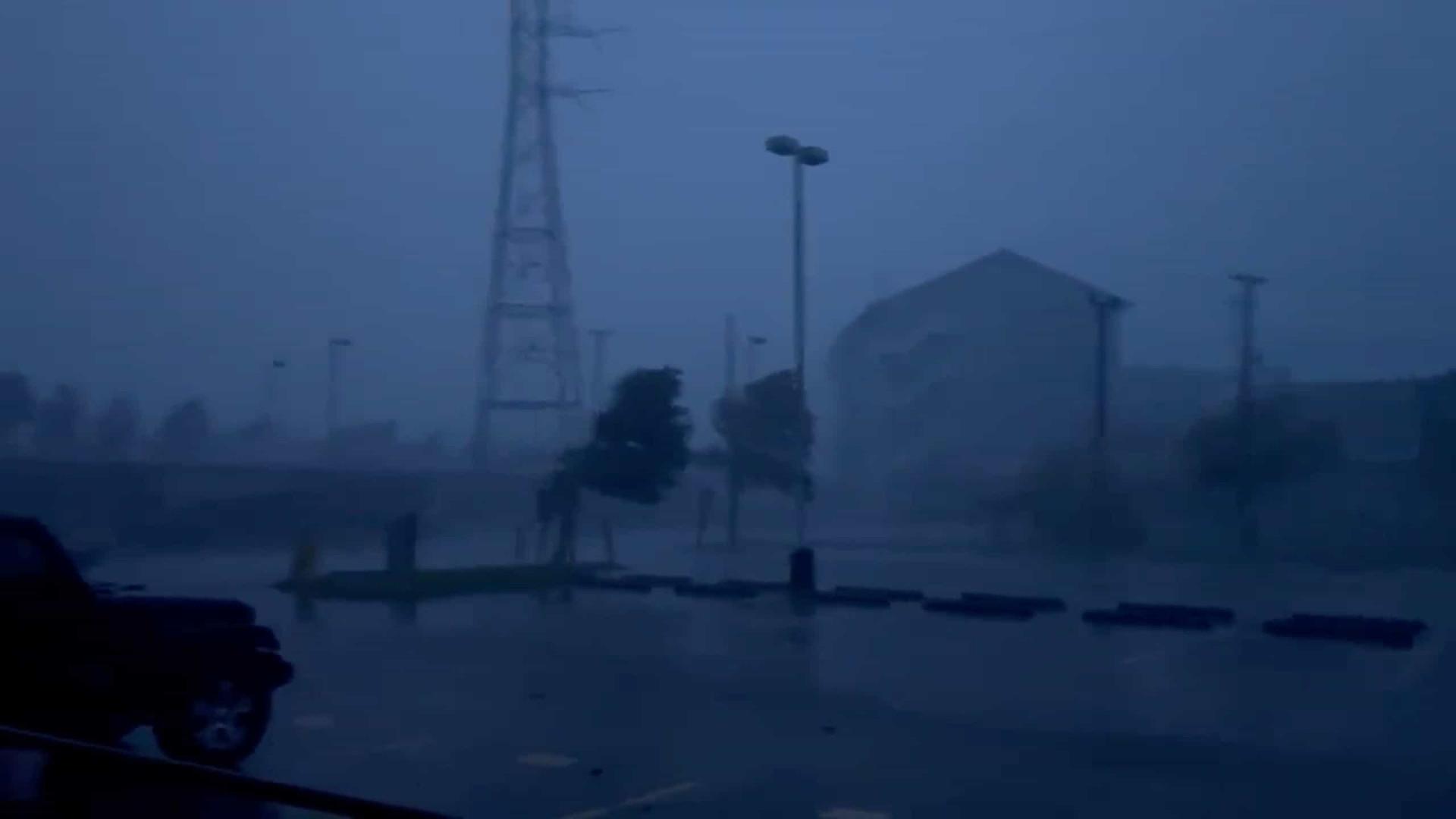 Furacão Ida. Vídeo mostra violência das águas no Louisiana, EUA