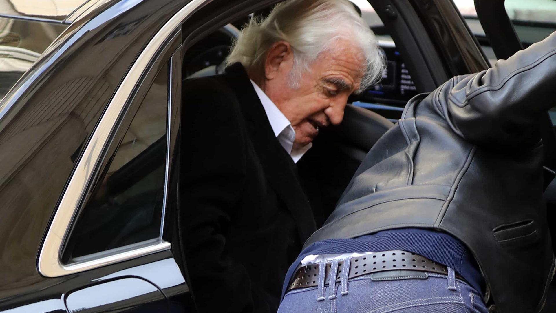 Jean-Paul Belmondo, astro da nouvelle vague, morre aos 88