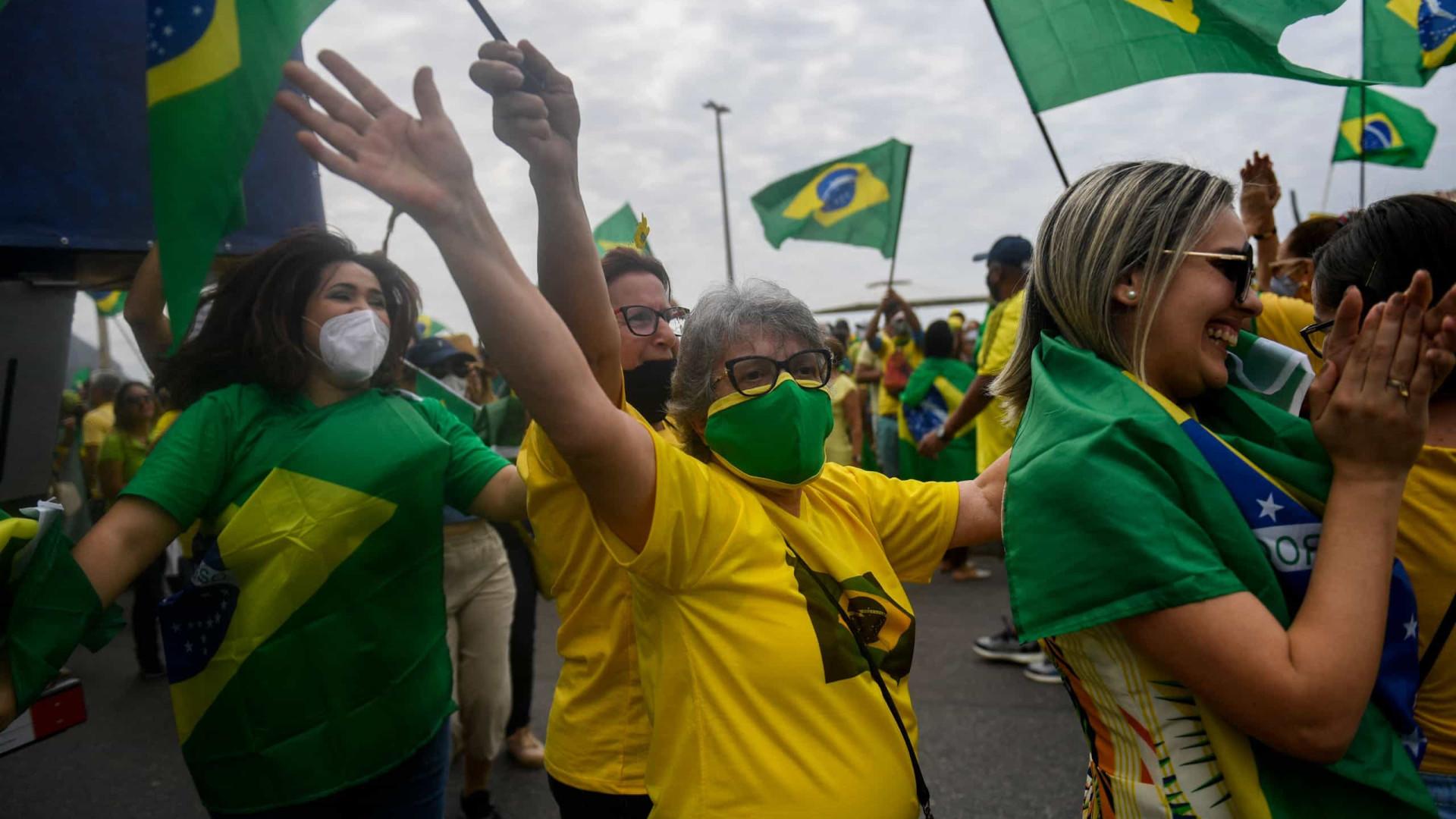 Eleitorado de Bolsonaro expõe mistura que inclui até opção de voto em Lula