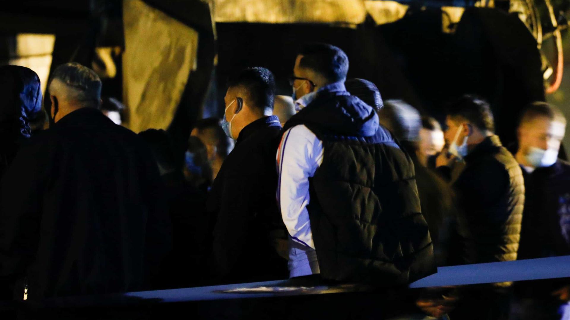 Incêndio faz 10 mortos em hospital dedicado à Covid-19 na Macedônia