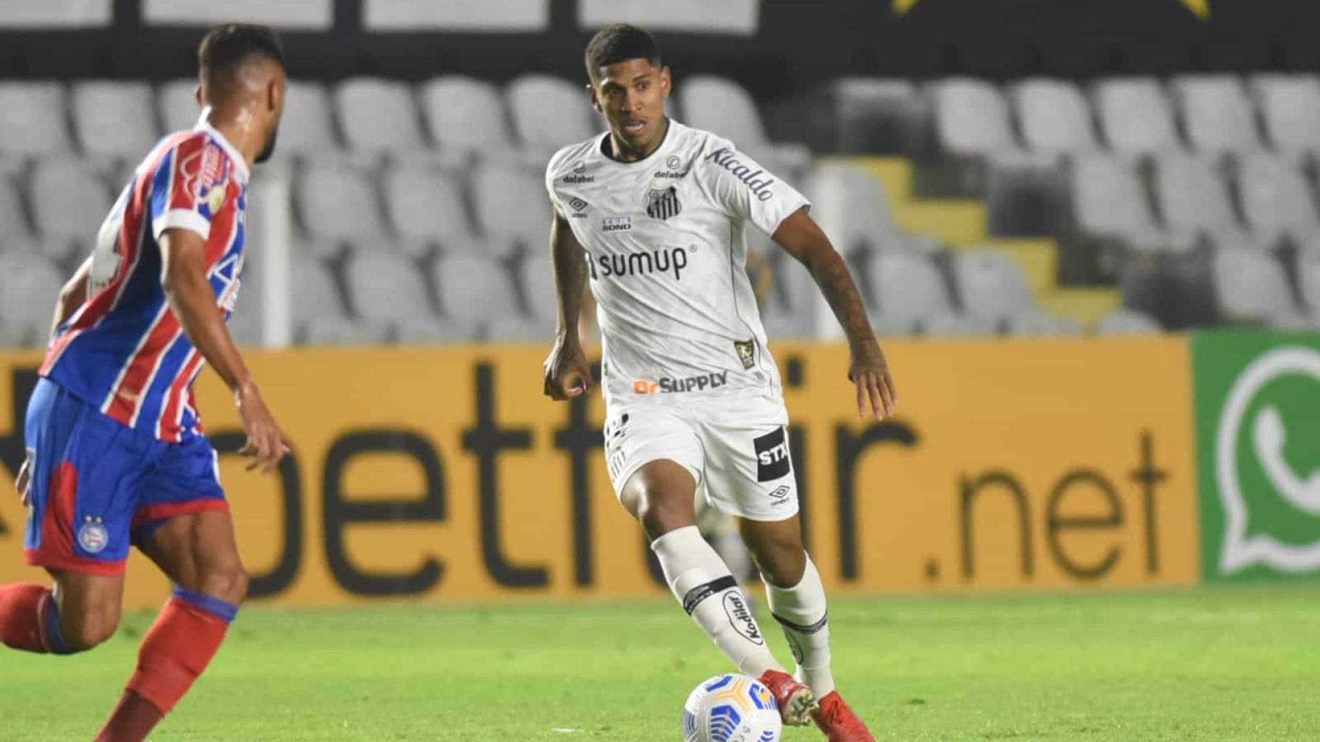 Santos joga mal na estreia de Carille e empata sem gols com o Bahia