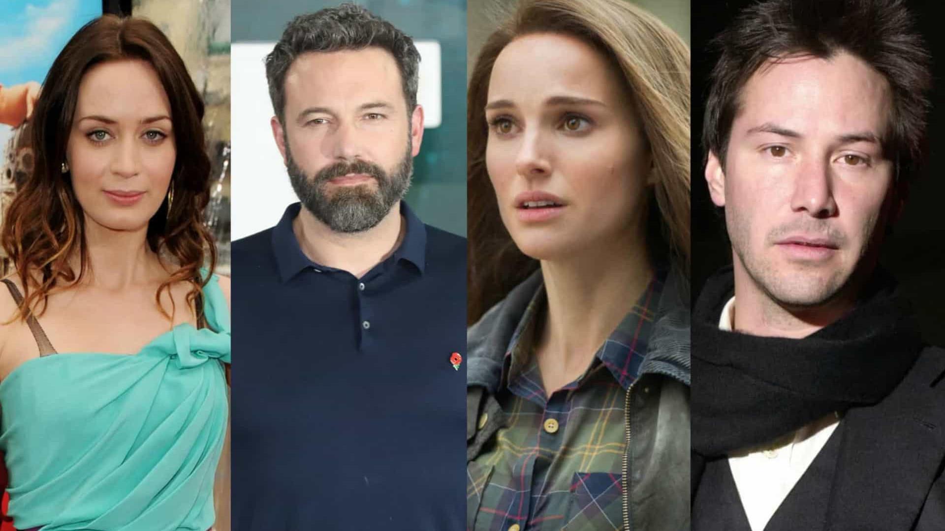 Forçados: atores que foram obrigados a interpretar personagens que não queriam