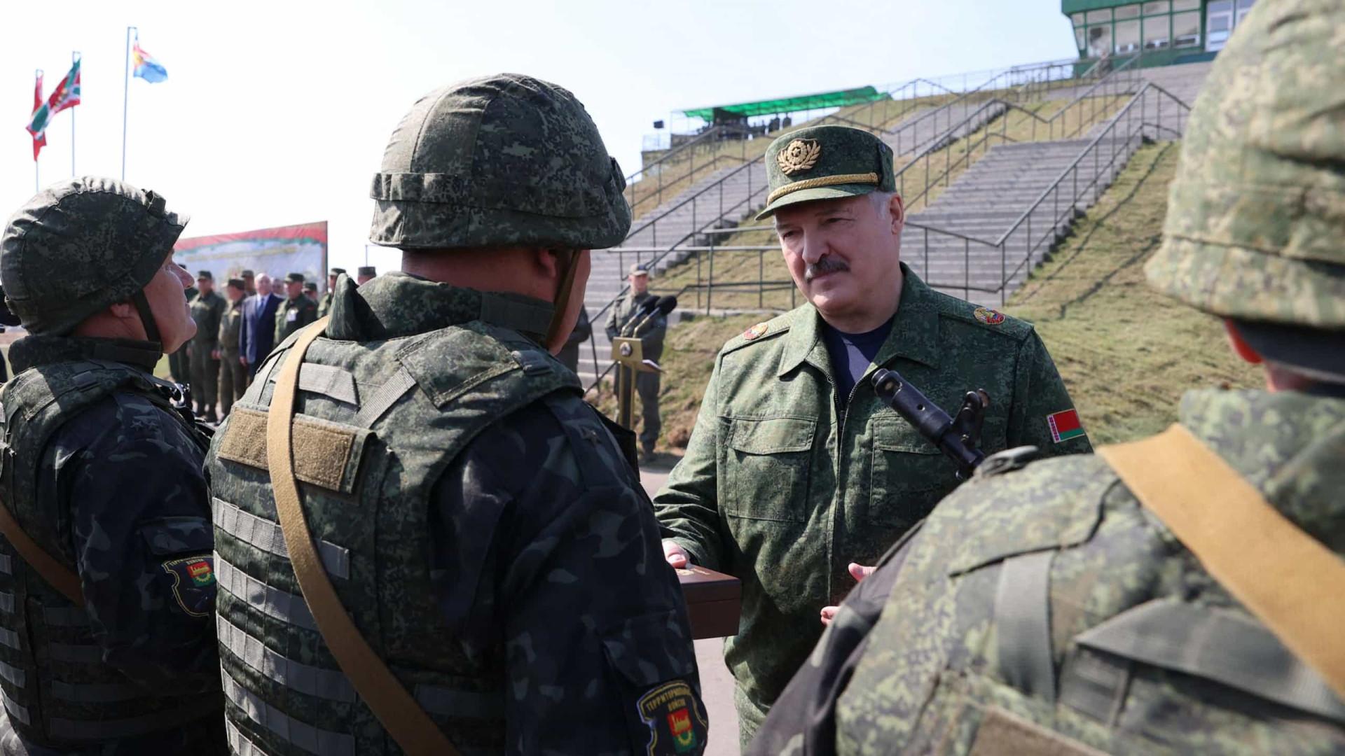 Megaexercício militar da Rússia e da Belarus preocupa a Otan