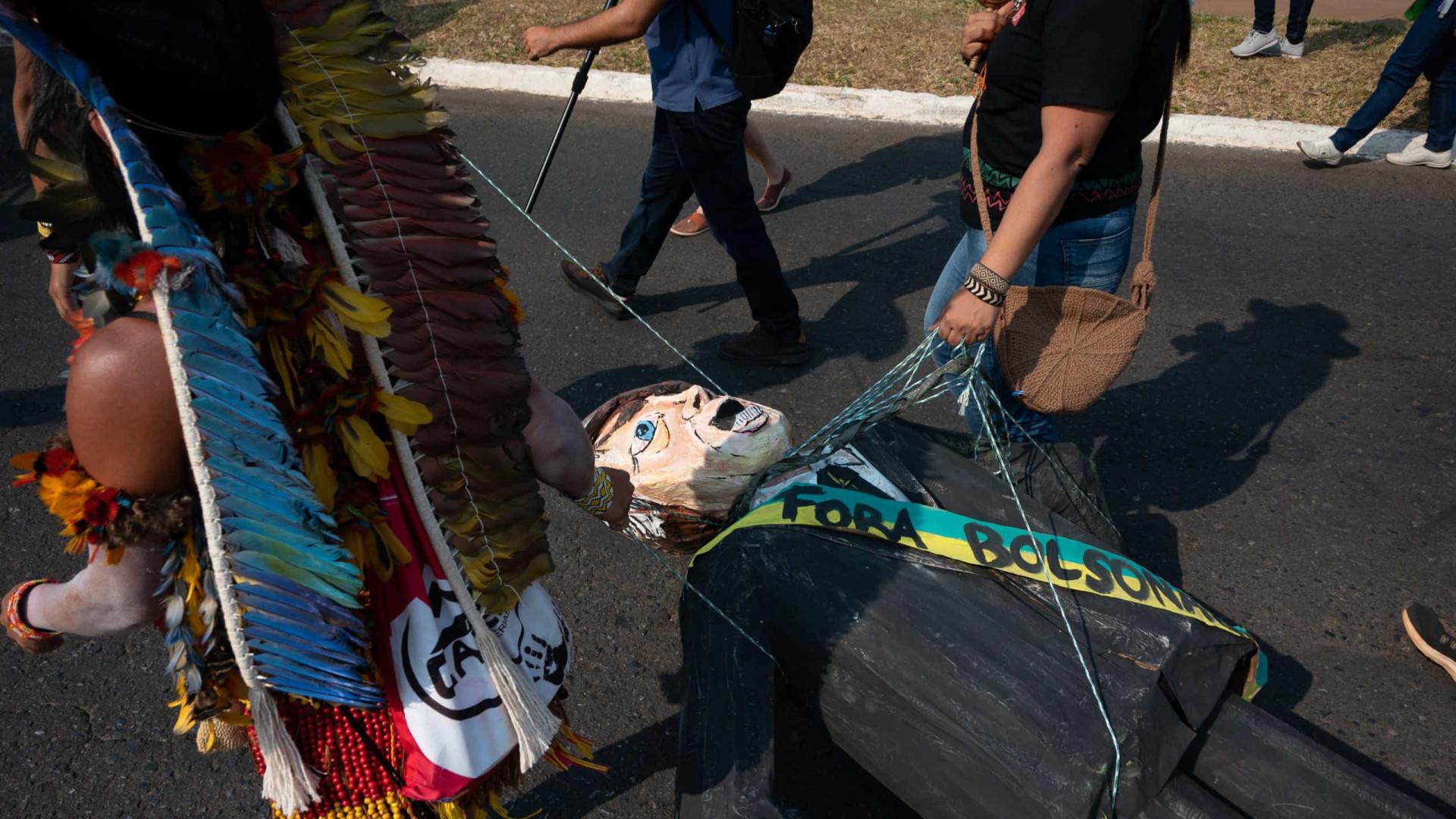 Racha escancarado após protesto contra Bolsonaro reforça entraves para atos unitários