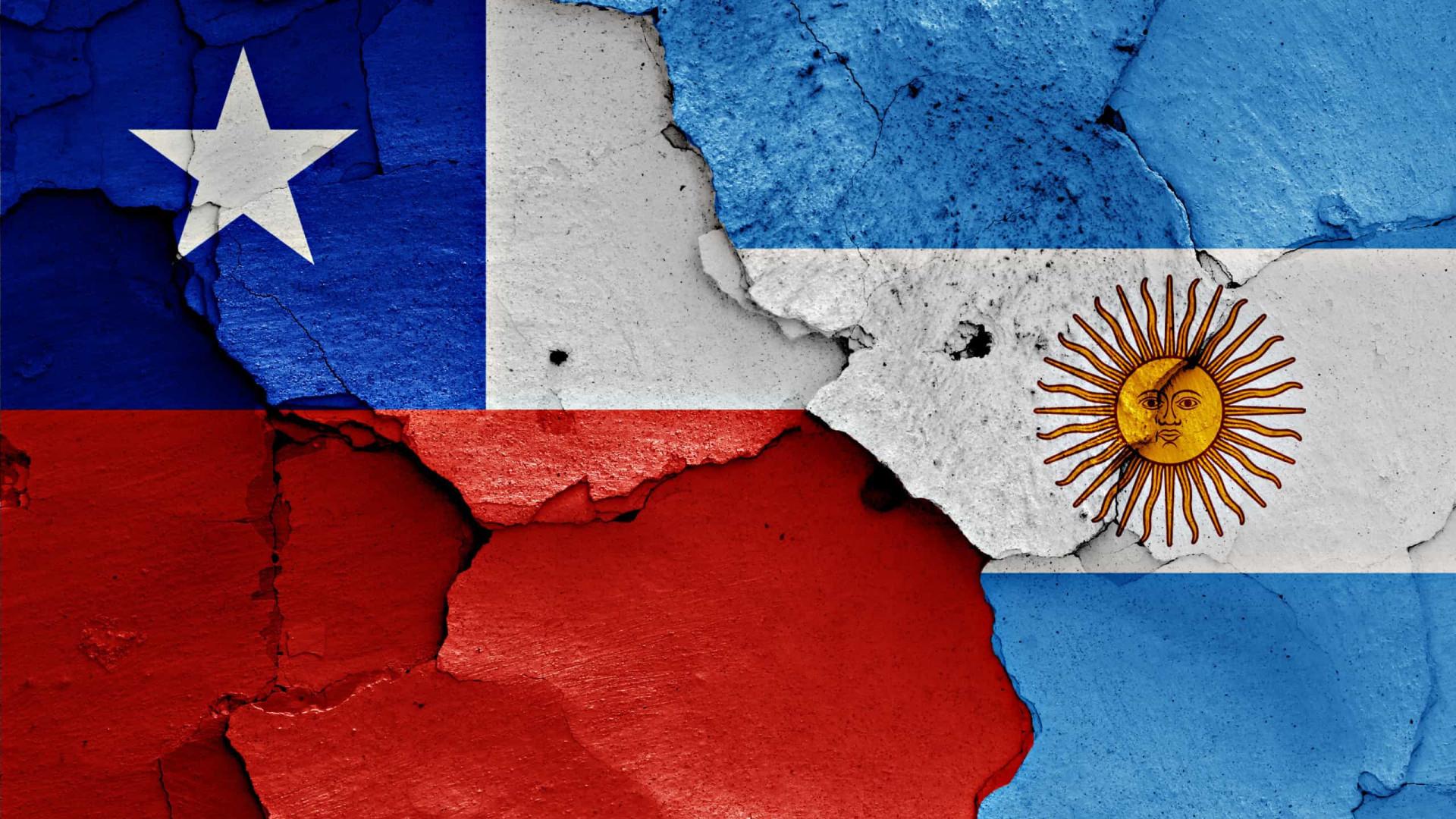 Chile e Argentina vivem crise diplomática por disputa territorial no mar