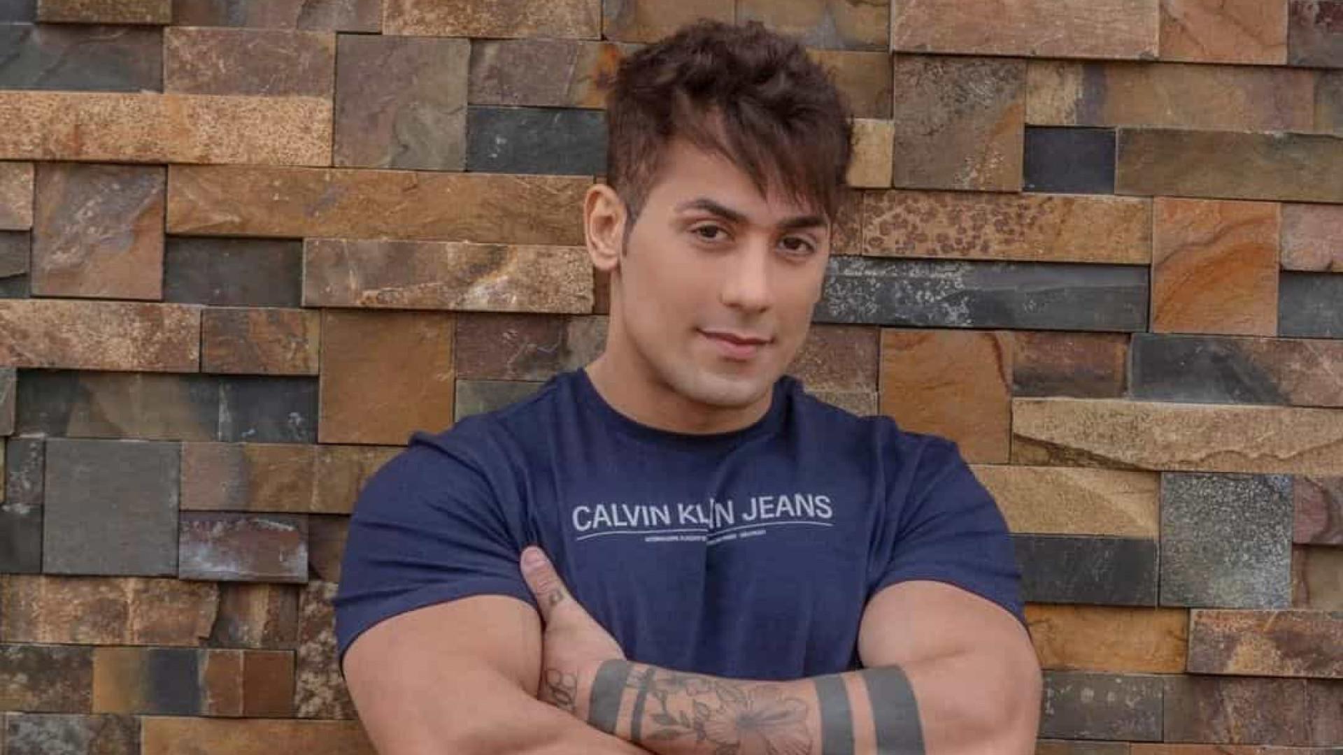 Tiago, da dupla com Hugo, é confirmado em A Fazenda após cirurgia no pênis