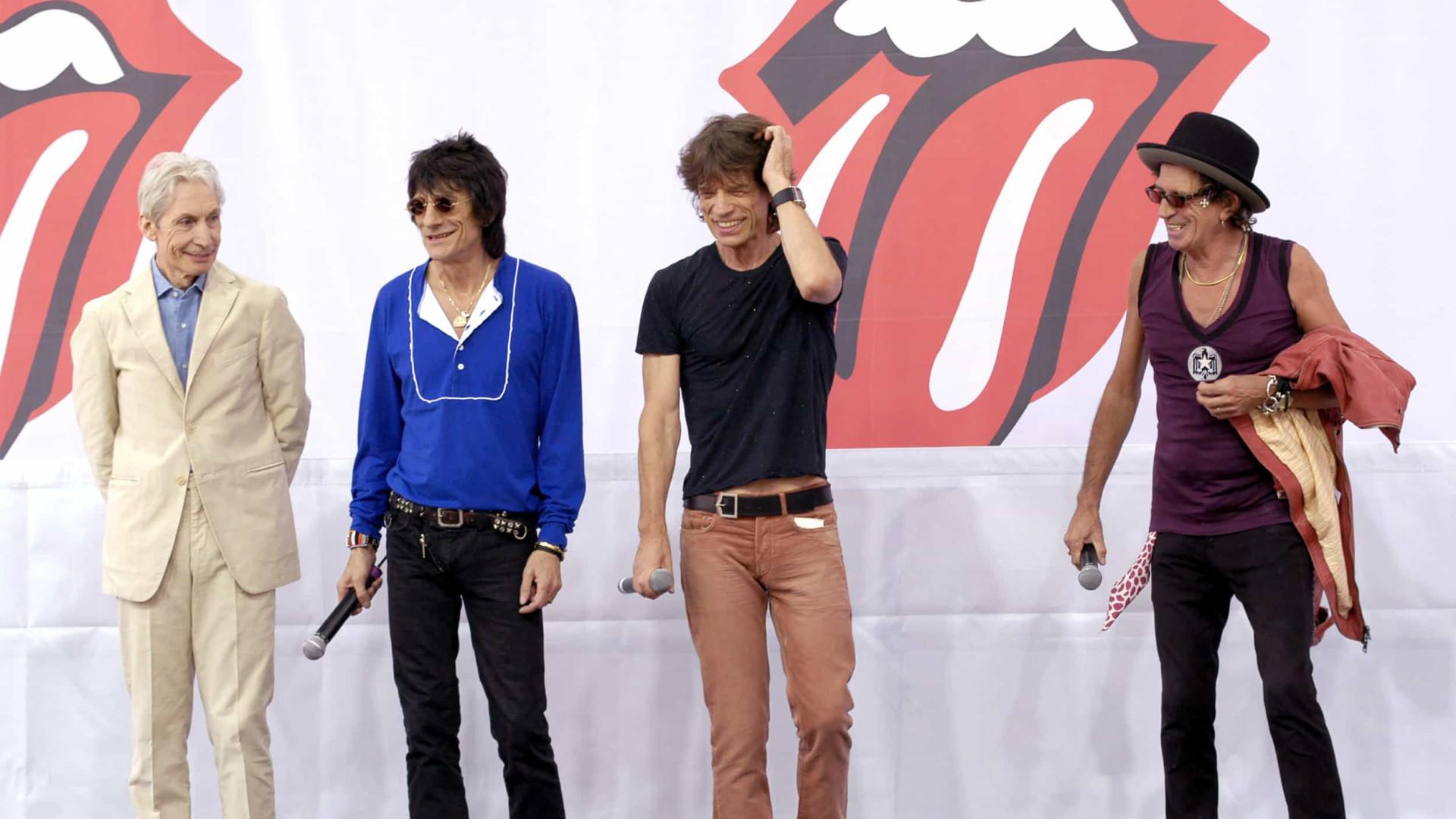 Rolling Stones perdem funeral de Charlie Watts devido a restrições