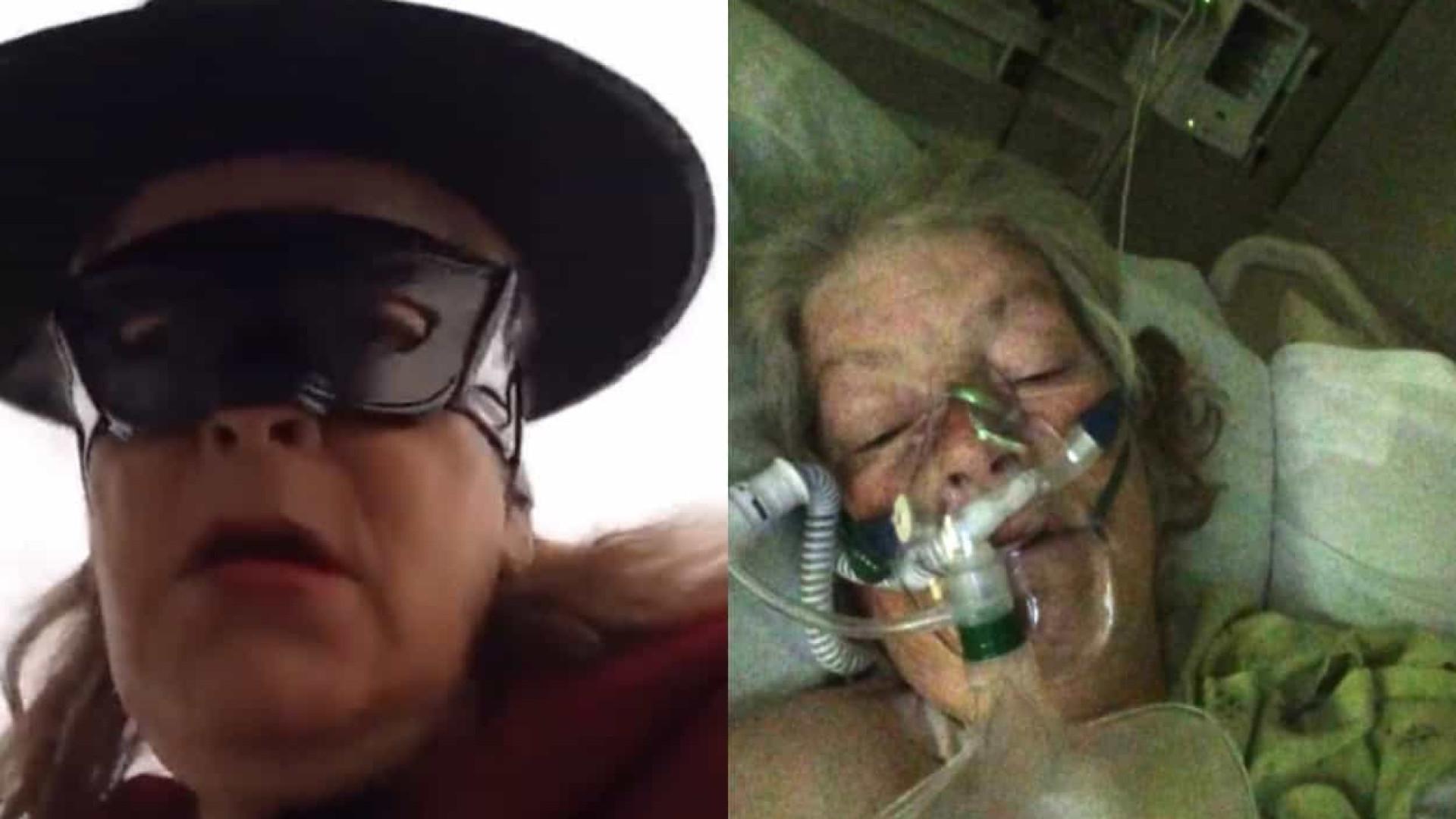 Ativista do QAnon, que defendia que Covid-19 era fraude, morre da doença