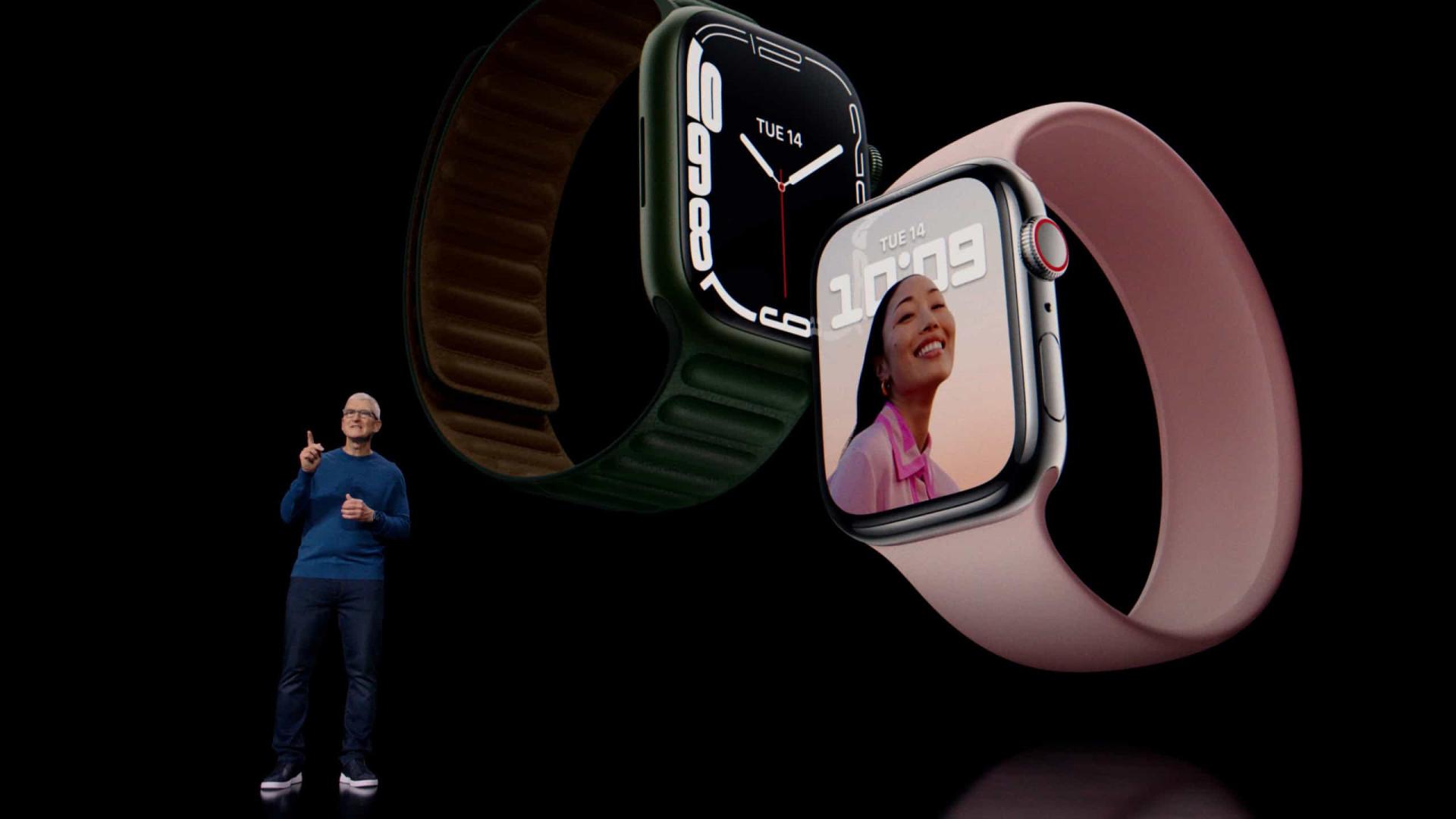 Atualização para Apple Watch será lançada na próxima semana
