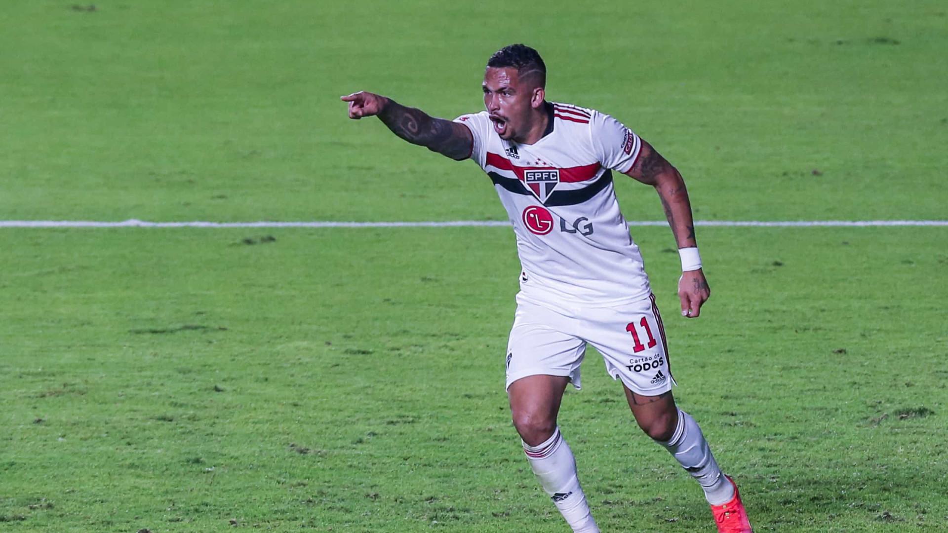 Luciano critica companheiros do São Paulo: 'Não é um time que quer ser campeão'