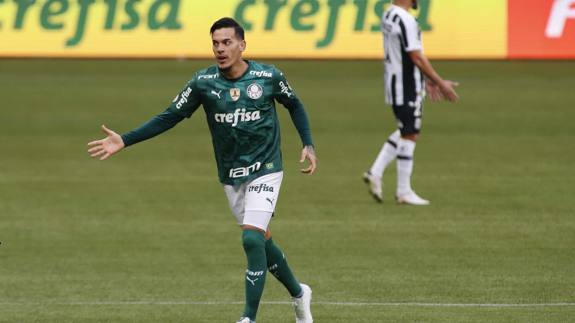 Capitão Gustavo Gómez exige reação do Palmeiras no Brasileiro a partir de sábado