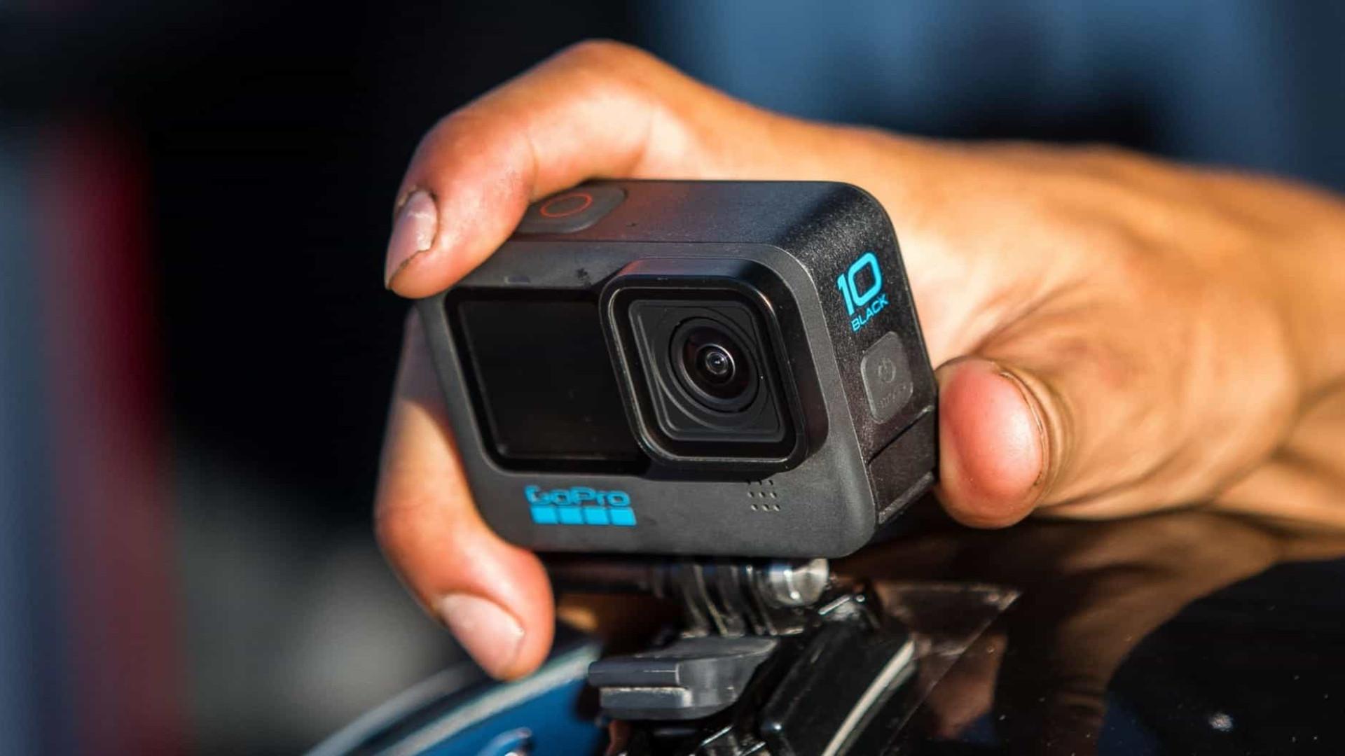 GoPro anuncia nova câmera de ação capaz de filmar a 5K e a 60fps