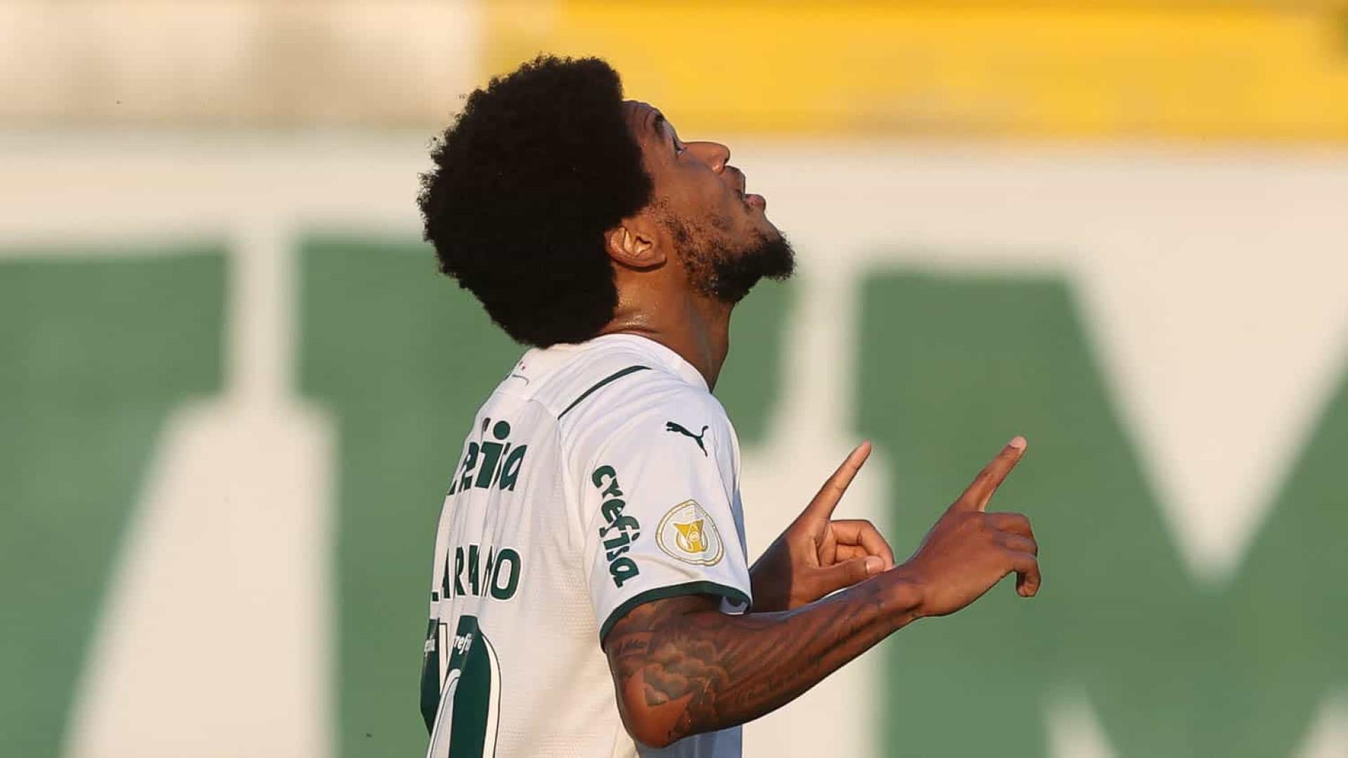Luiz Adriano marca depois de três meses em vitória do Palmeiras