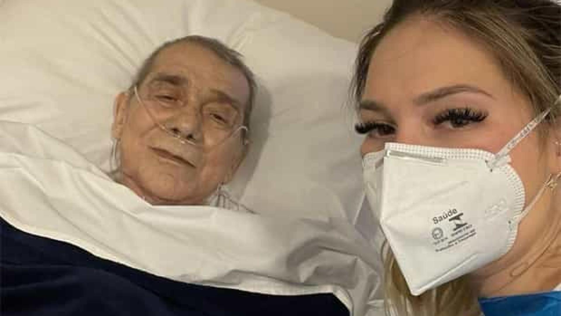 Pai de Virgínia Fonseca morre aos 72 anos: 'Vou amá-lo para sempre'