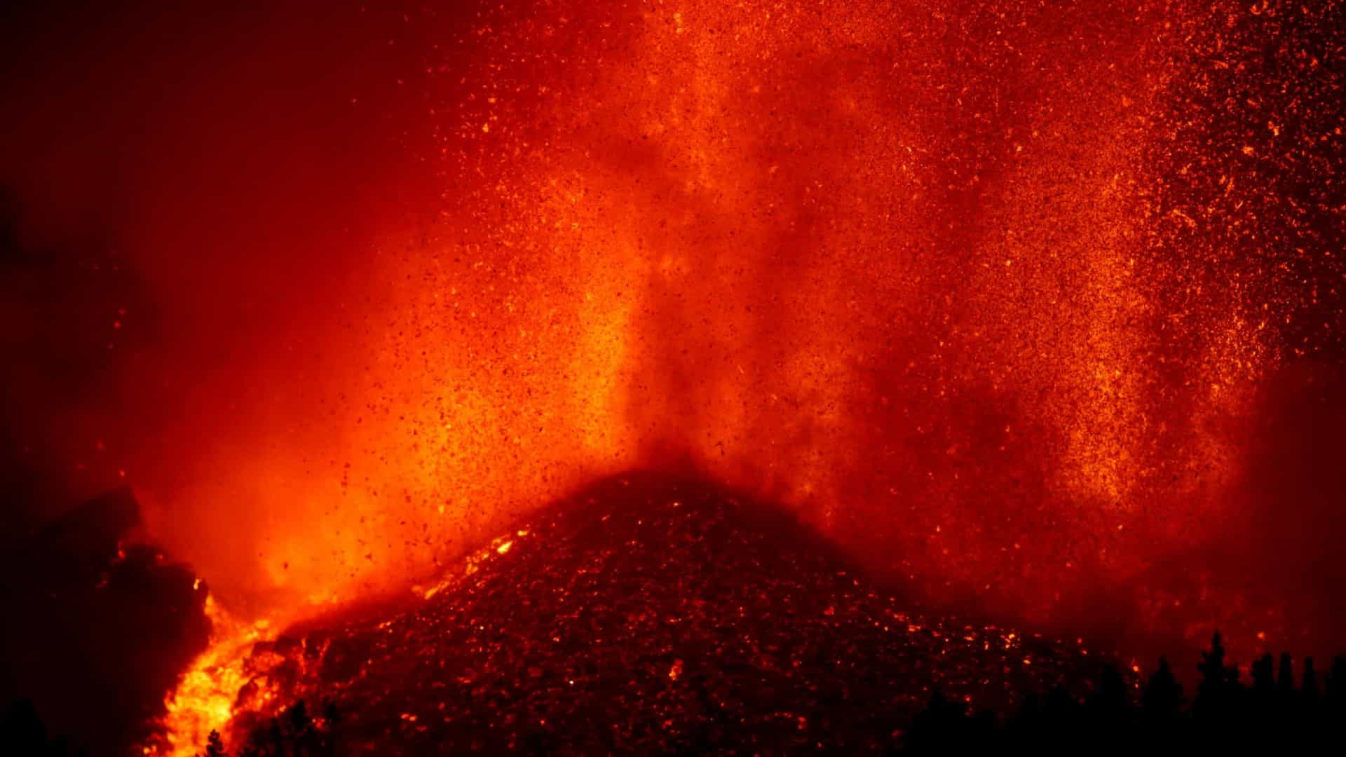 'Erupção em La Palma tem intensidade e magma para durar semanas'