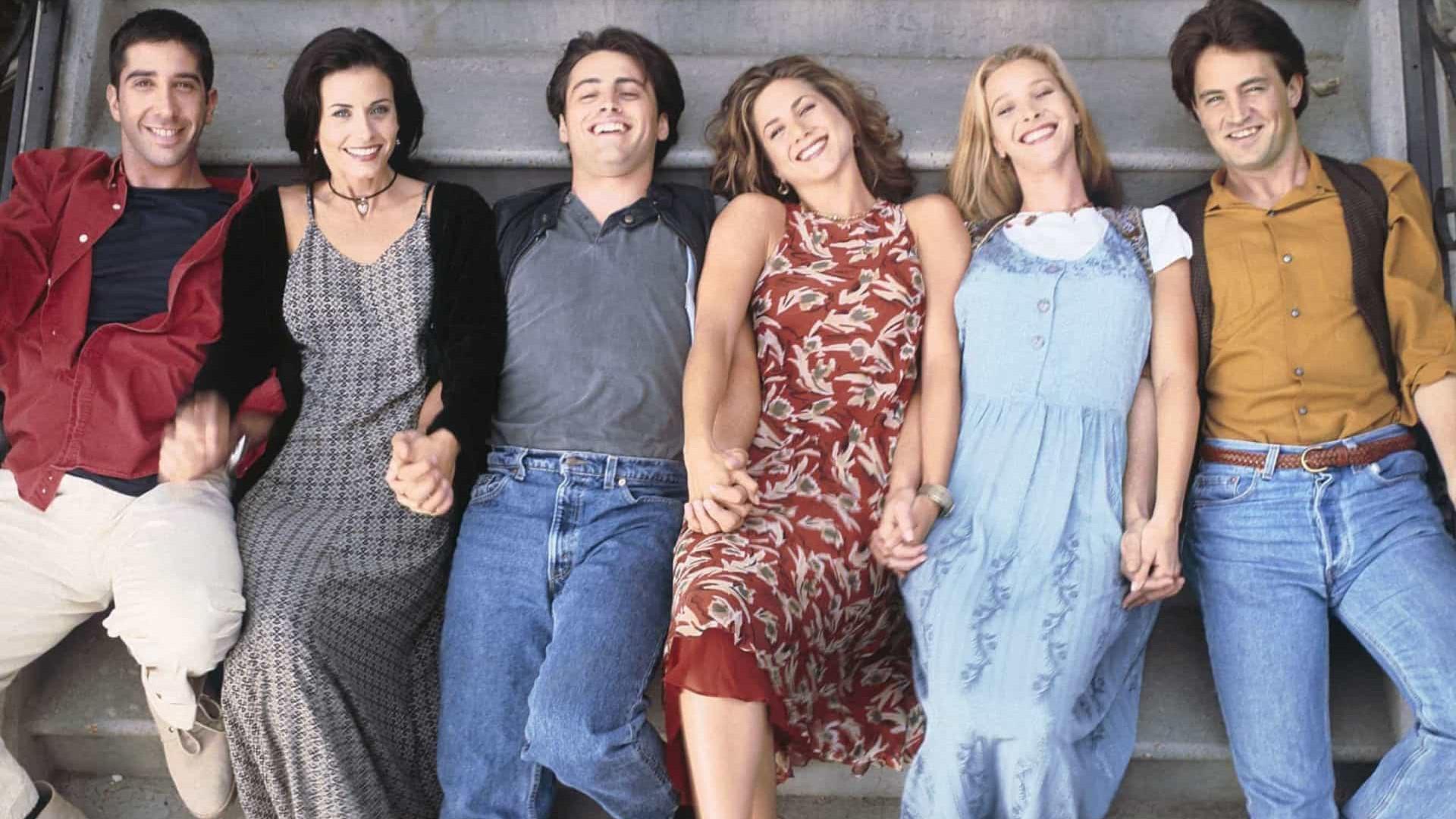 As teorias loucas sobre 'Friends' - porque muitas fazem sentido!