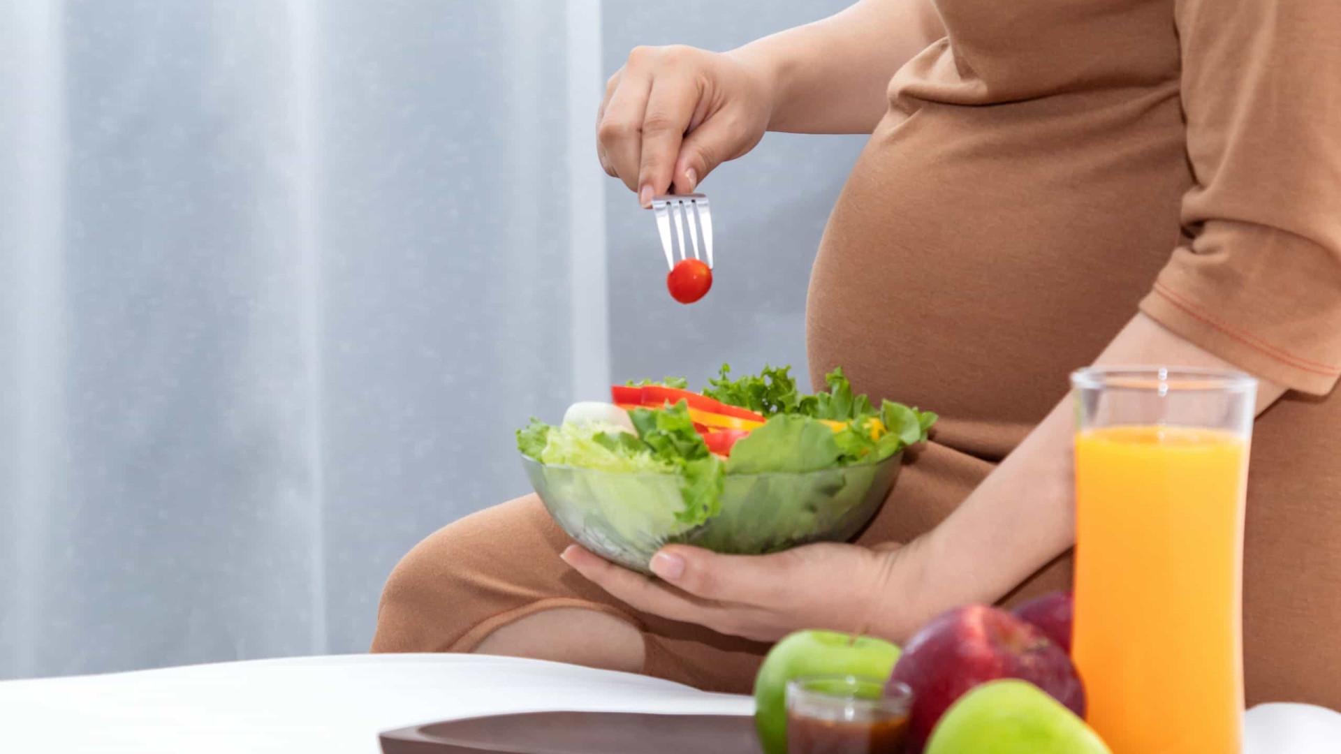 Cuidado com alimentação infantil deve começar antes do nascimento