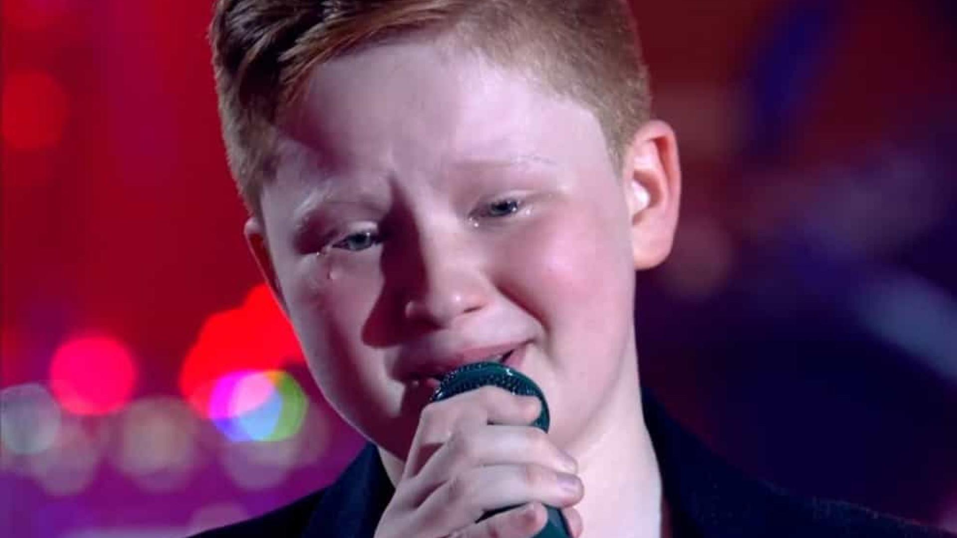 Gustavo Bardim é o vencedor da 6ª temporada do The Voice Kids