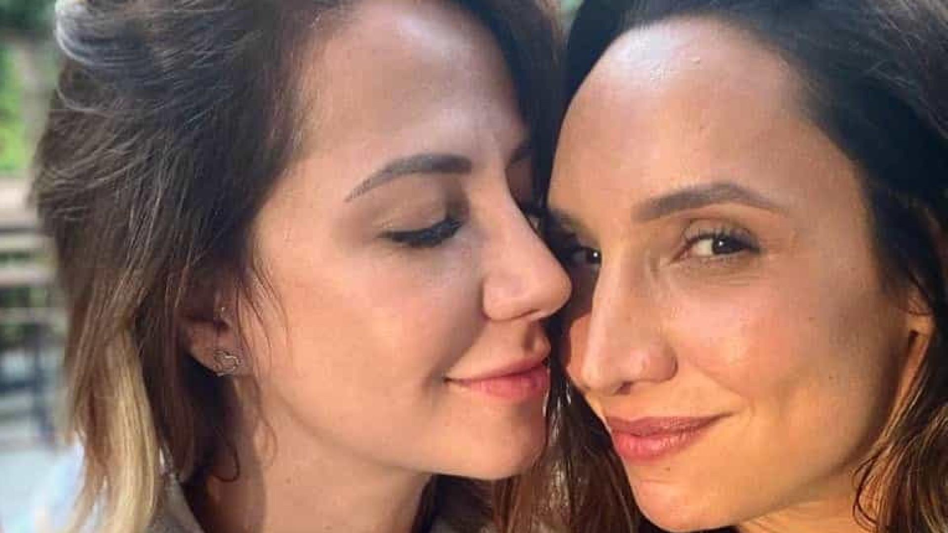 'Sua loucura combina demais com a minha', Amanda se declara para Maria Maya