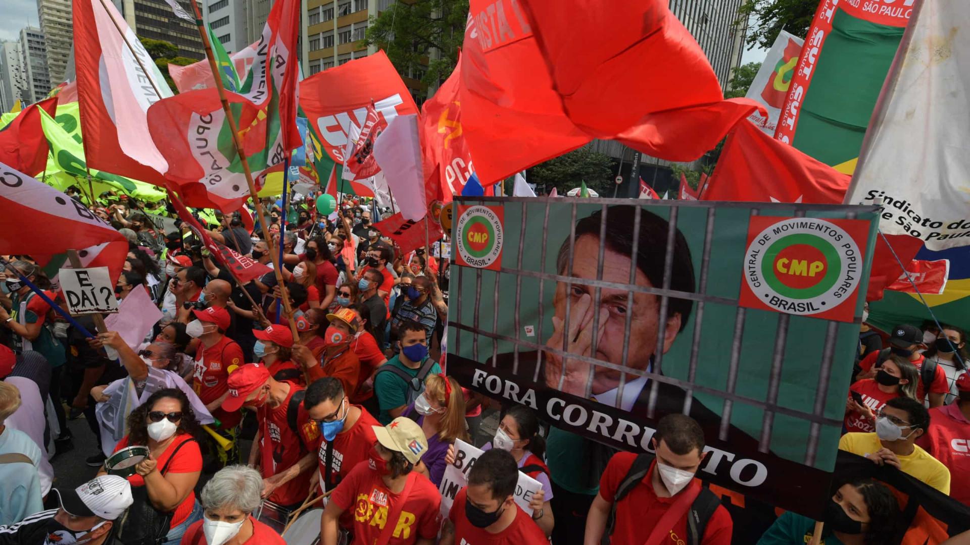 Presidentes do PT e do PSOL pedem unidade e pressão sob lira pelo impeachment