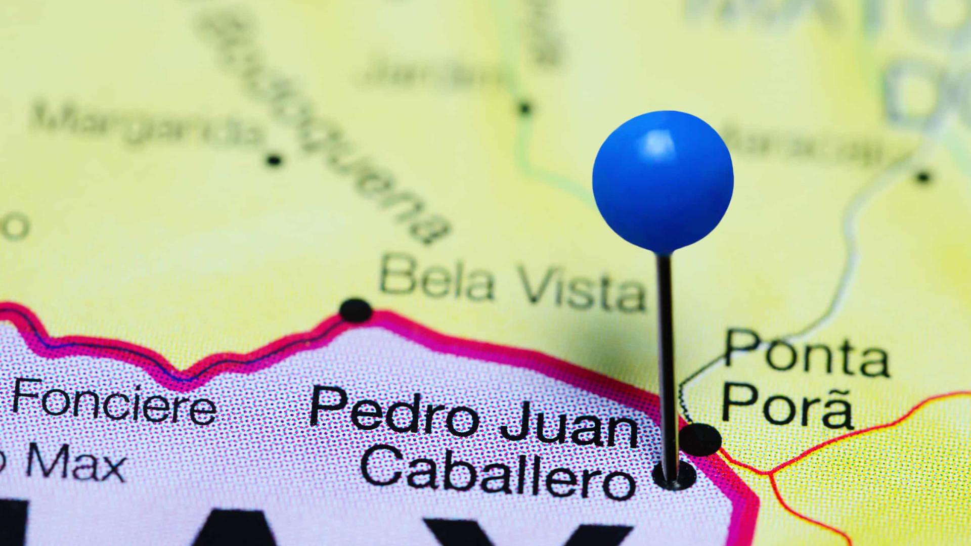 Cinco pessoas são mortas na fronteira de Brasil com Paraguai em menos de 24 horas