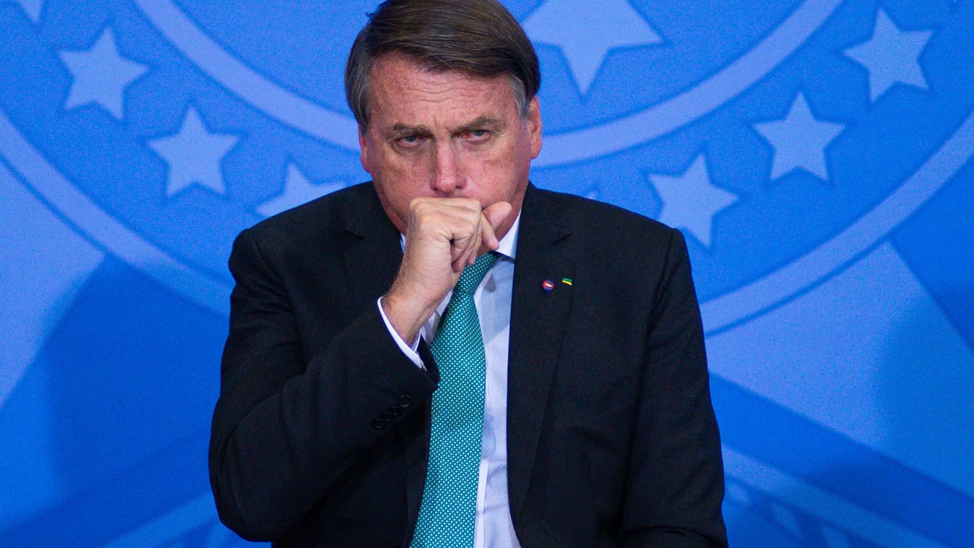 Bolsonaro: Não me chamem de negacionista, assinei MP de R$ 20 bi para vacinas
