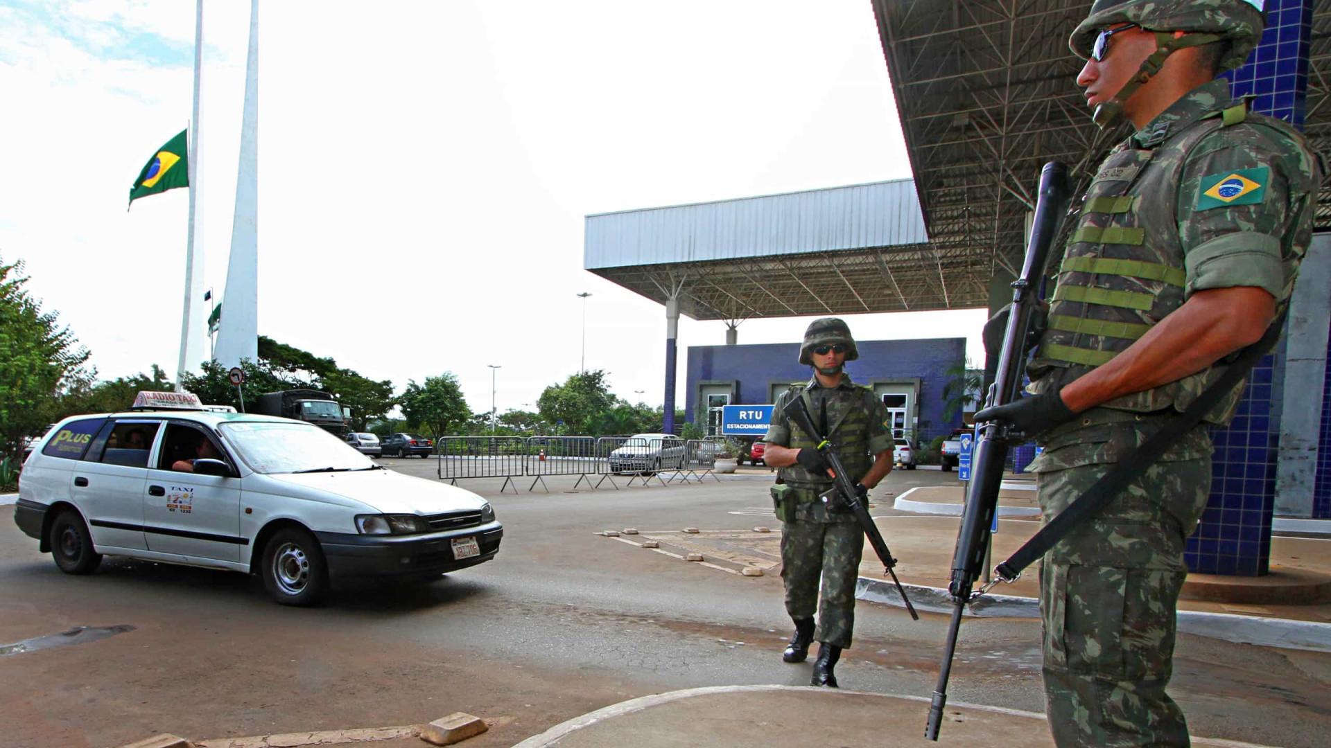 Fronteira: Paraguai anuncia operação contra o crime organizado