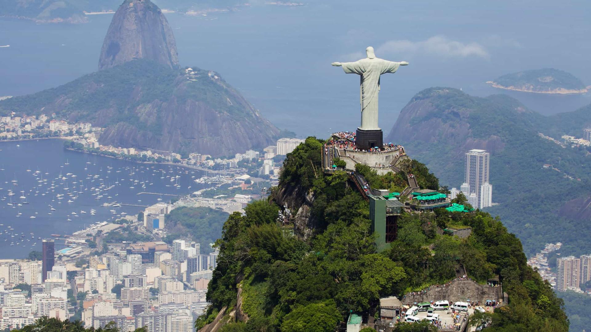 Monumento do Cristo Redentor completa 90 anos nesta terça