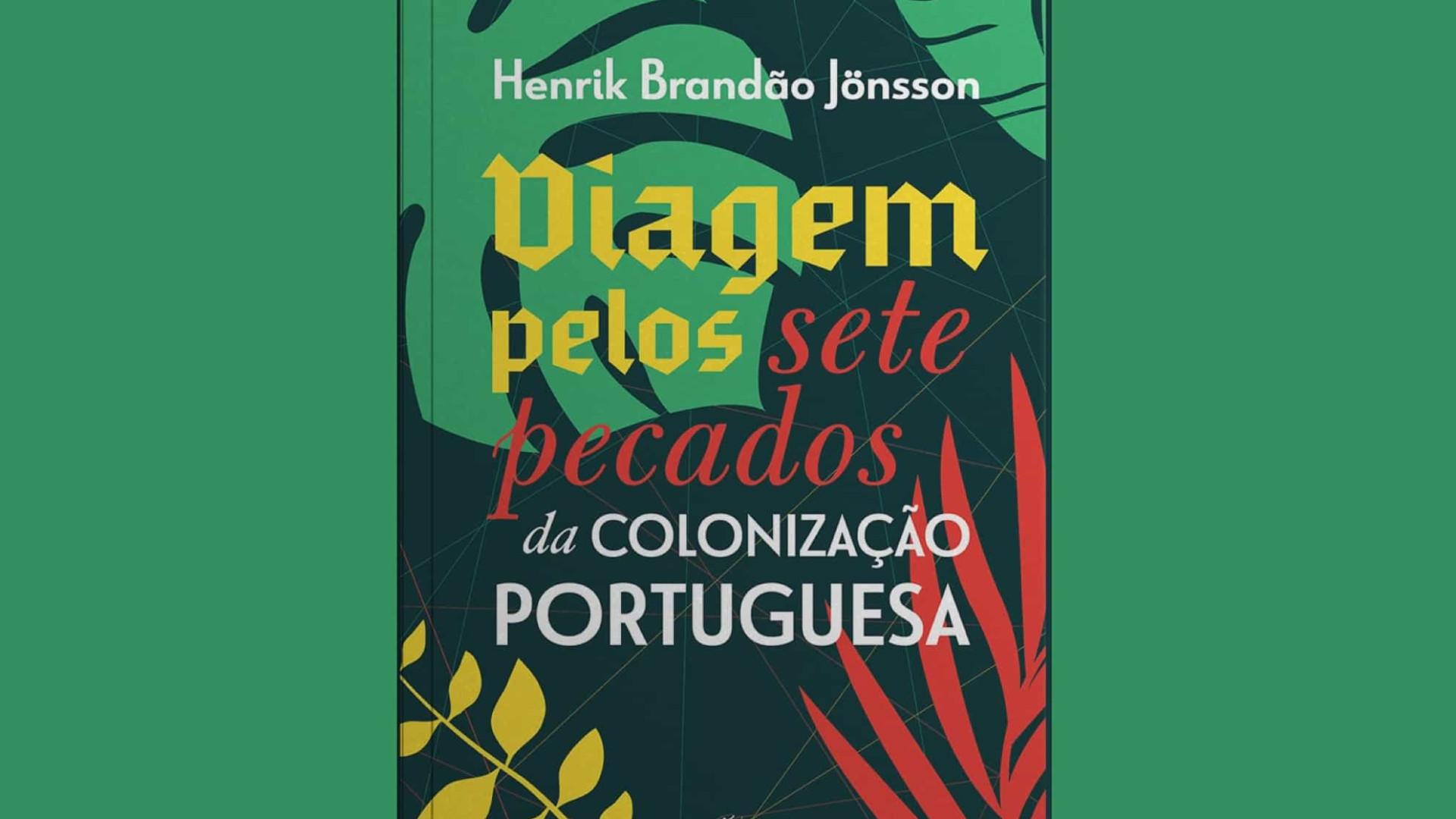 Livro sobre os 'pecados da colonização portuguesa' vira best-seller na Suécia