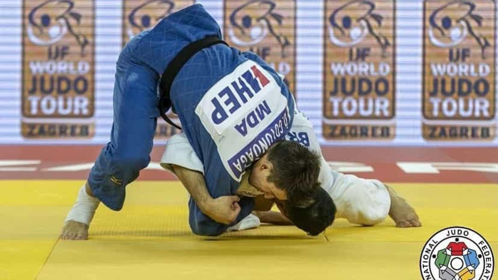 De olho nos Jogos Olímpicos de 2024, seleção de judô disputa Grand Slam de Paris