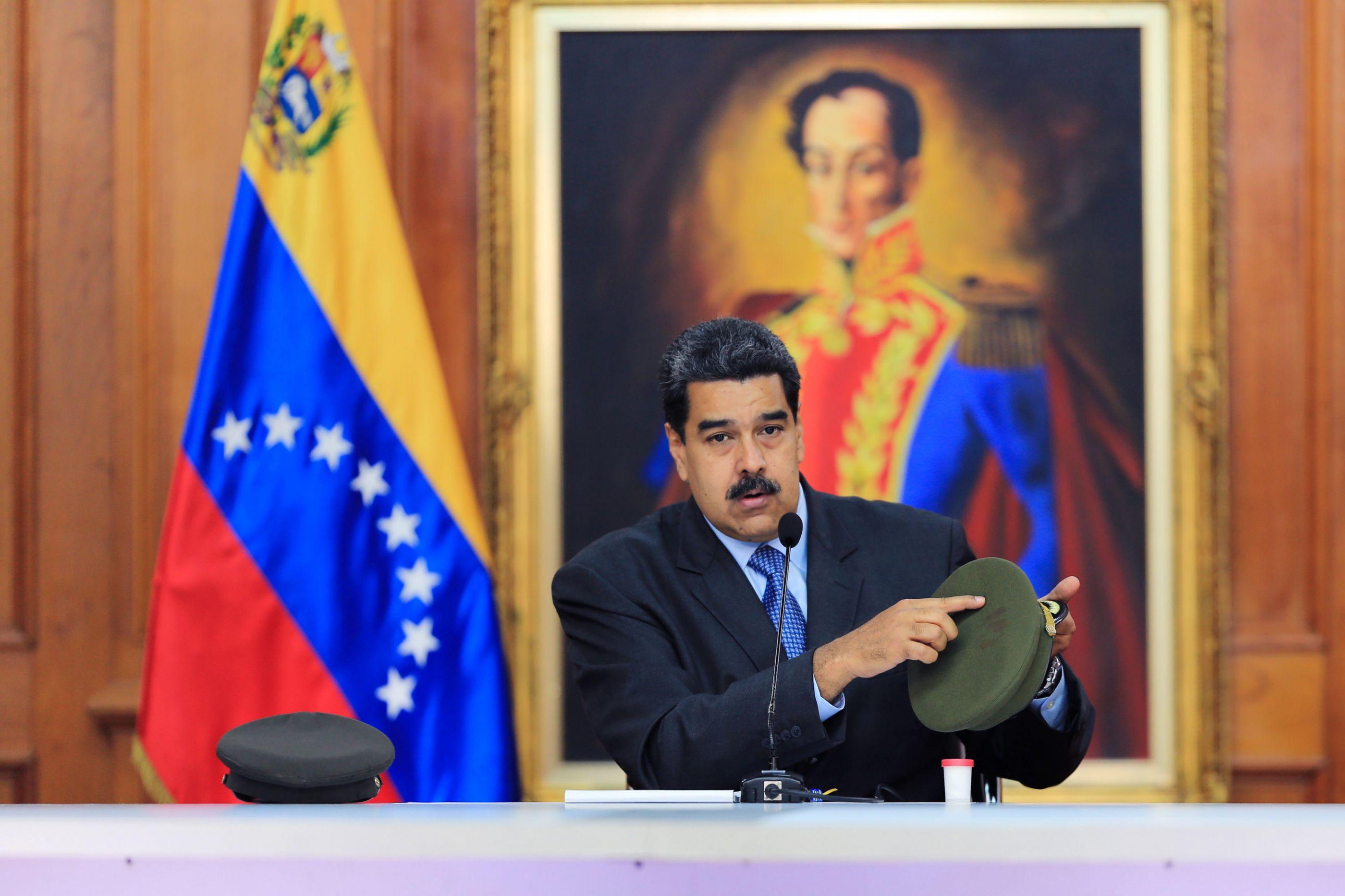 Venezuela acusa União Europeia de 'retórica irracional e colonialista'